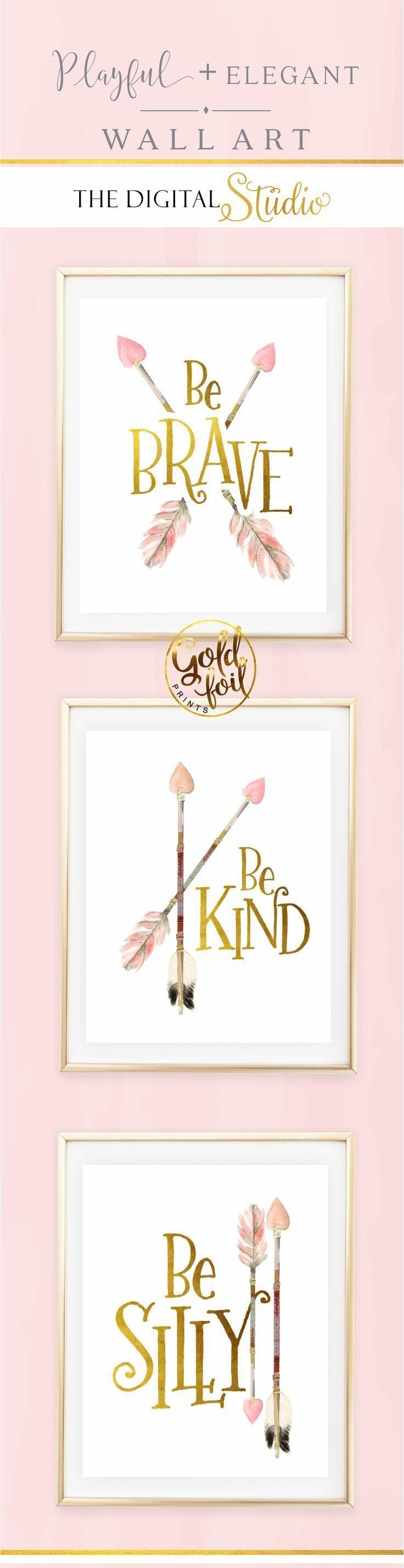 Best 25+ Pink Wall Art Ideas On Pinterest | Pink Printed Art Pertaining To Pink And Grey Wall Art (Image 6 of 20)