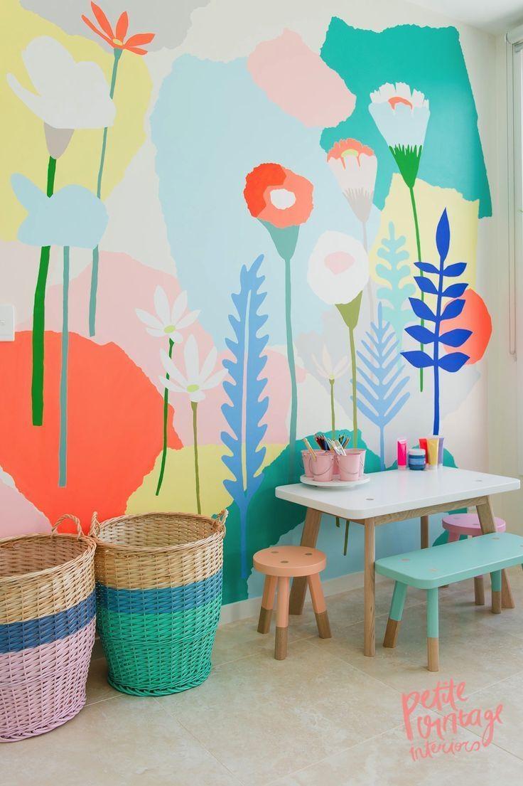 Best 25+ Playroom Mural Ideas On Pinterest   Basement Kids Regarding Wall Art For Playroom (View 20 of 20)