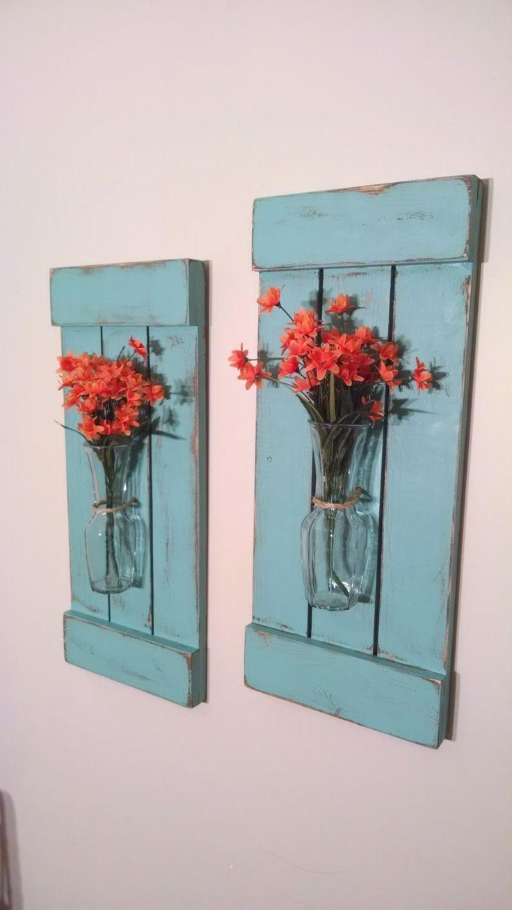 Best 25+ Red Wall Decor Ideas Only On Pinterest | Corner Wall With Red And Turquoise Wall Art (Image 7 of 20)