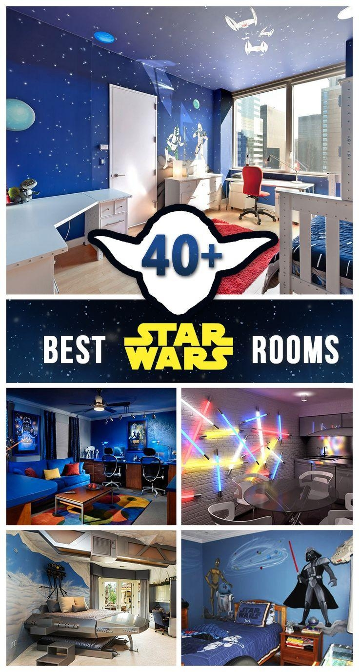 Best 25+ Star Wars Room Ideas On Pinterest | Star Wars Bedroom Pertaining To Lego Star Wars Wall Art (View 9 of 20)