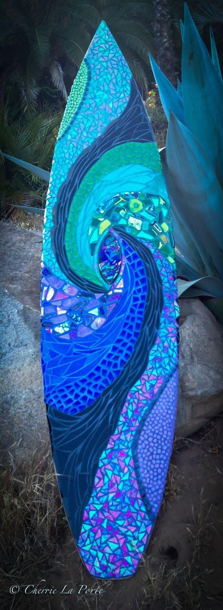 Best 25+ Surfboard Decor Ideas On Pinterest | Surfboard Art With Decorative Surfboard Wall Art (Image 5 of 20)