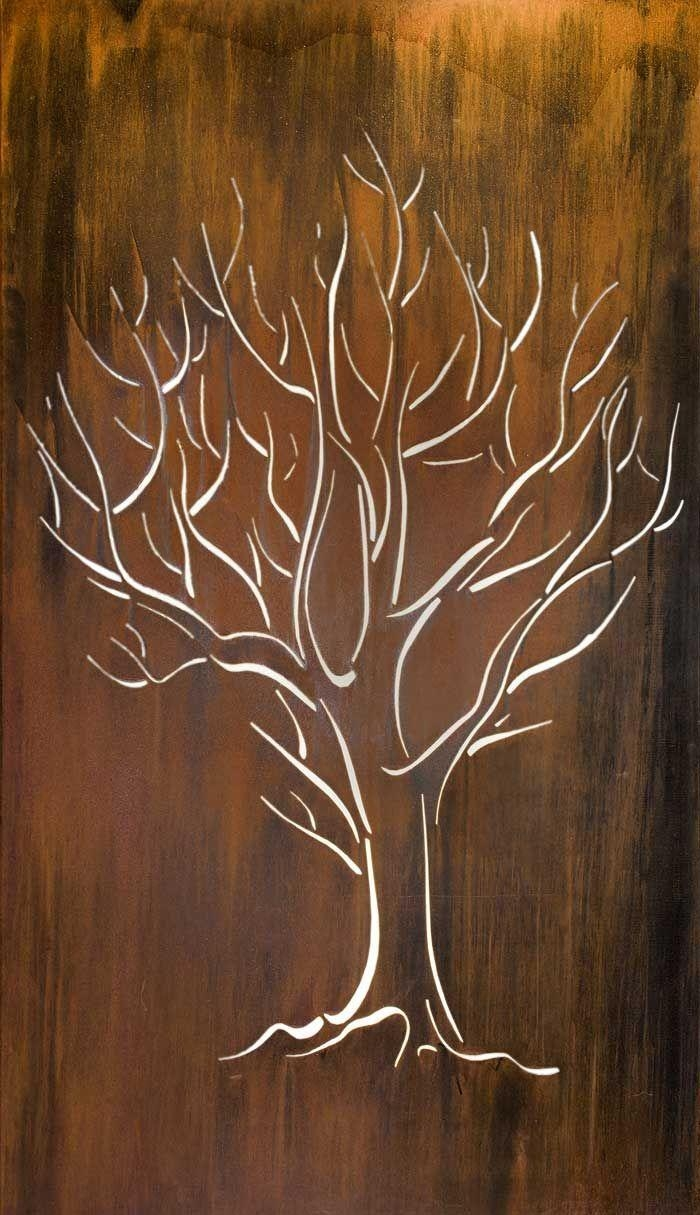Best 25+ Tree Silhouette Ideas On Pinterest | Family Tree Drawing With Regard To Oak Tree Wall Art (View 17 of 20)
