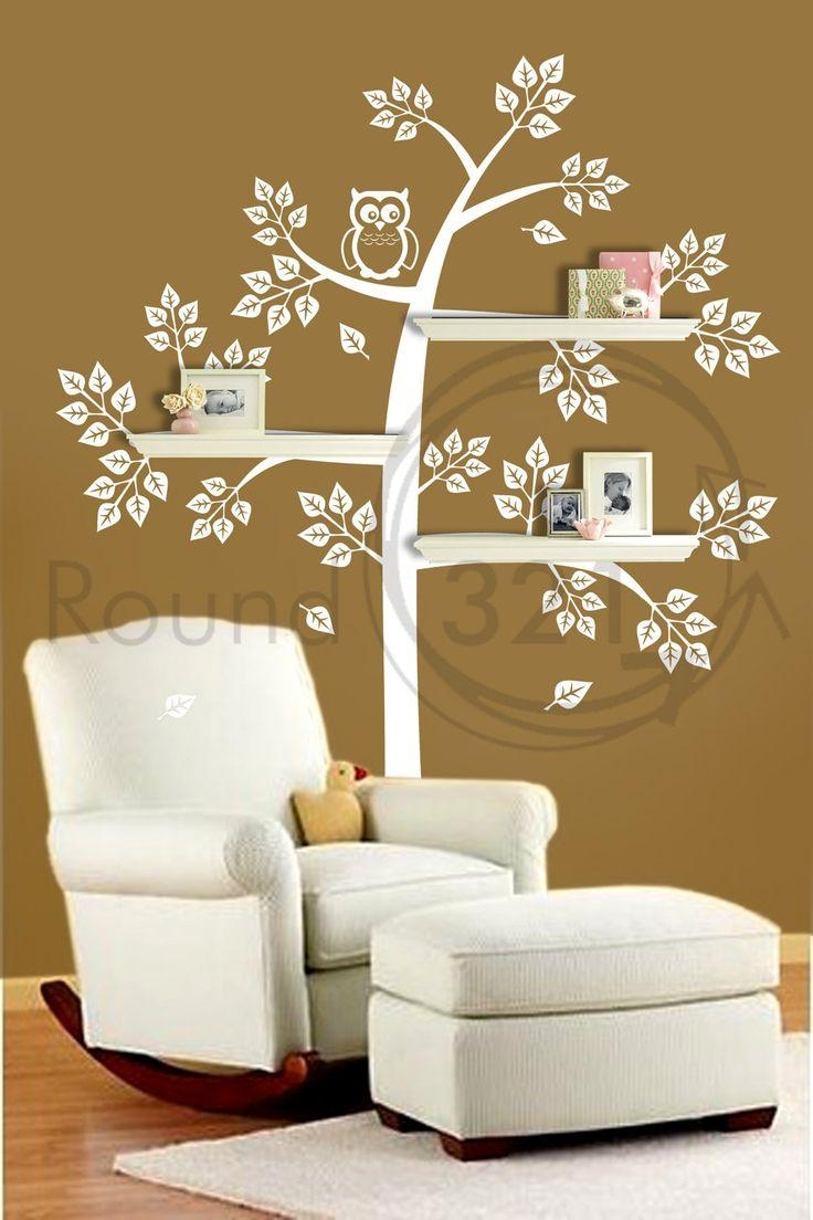 Best 25+ Tree Wall Decor Ideas On Pinterest   Tree Wall Painting Pertaining To Tree Branch Wall Art (Image 2 of 20)