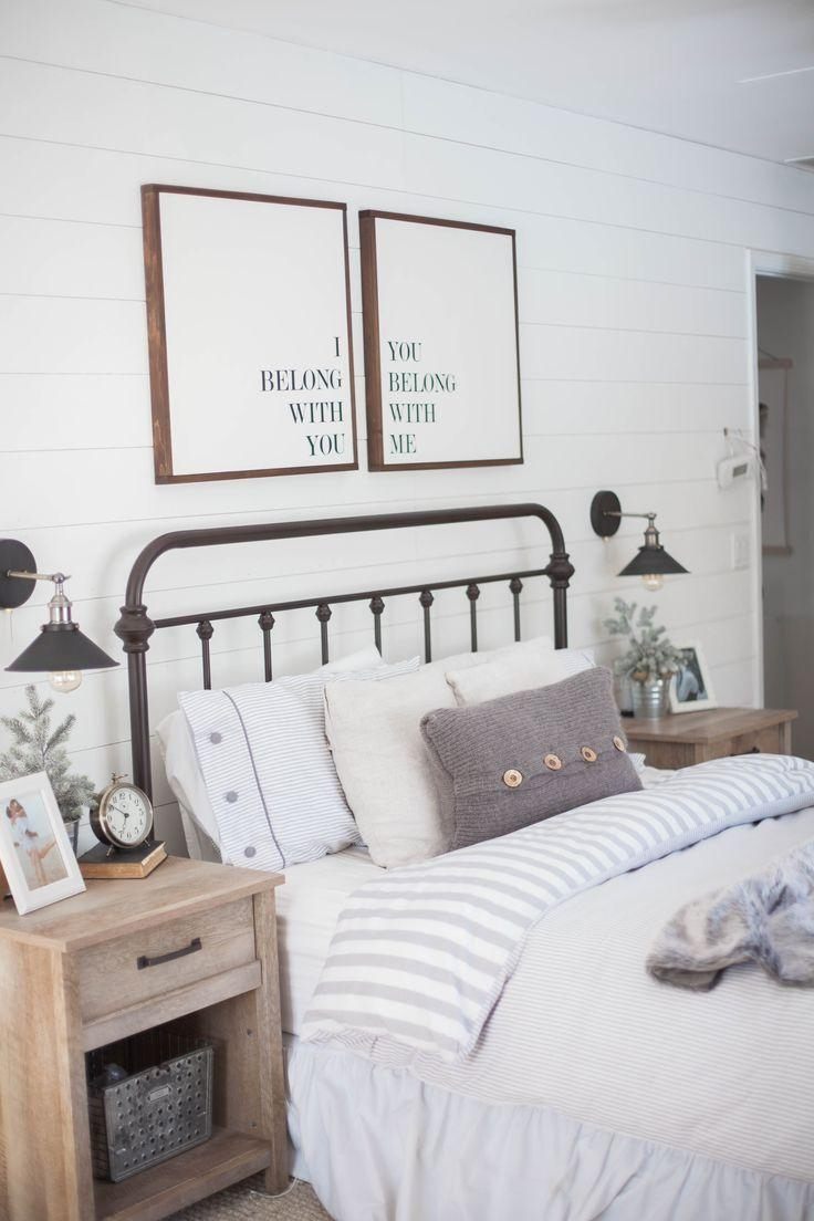 Featured Image of Bed Wall Art