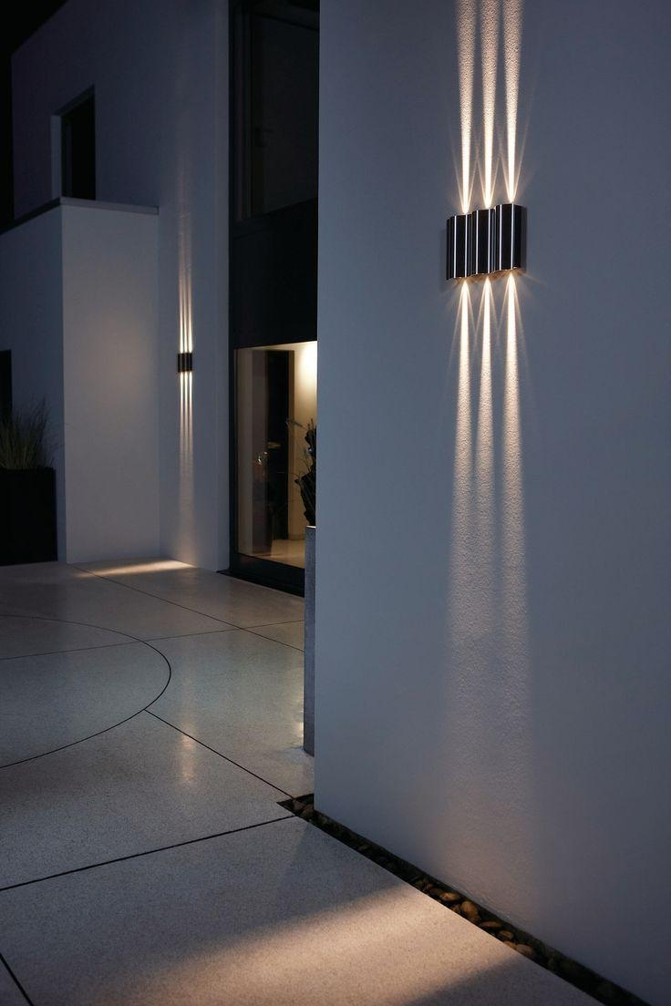 Best 25+ Wall Lighting Ideas On Pinterest | Led Wall Lights, Light Intended For Wall Art Lighting (View 13 of 20)
