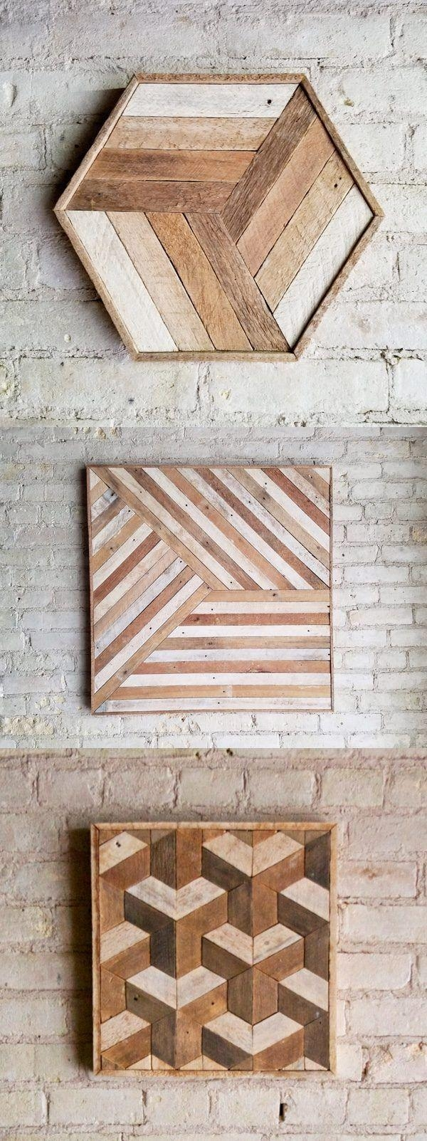 Best 25+ Wood Wall Art Ideas On Pinterest | Wood Art, Wood For Fretwork Wall Art (View 20 of 20)