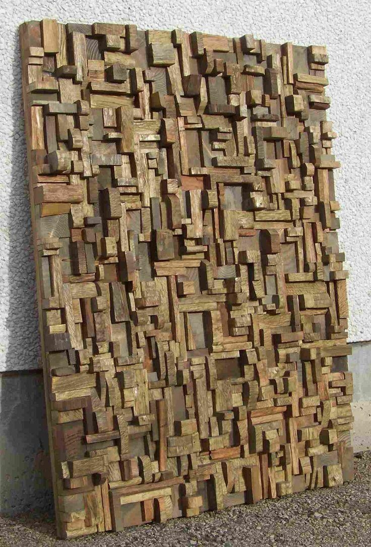 Best 25+ Wood Wall Art Ideas On Pinterest | Wood Art, Wood For Wood Wall Art (View 17 of 20)