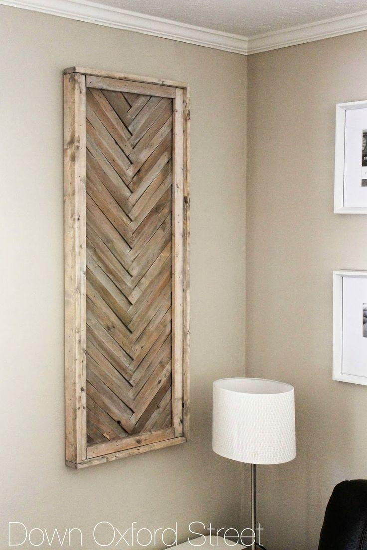 Best 25+ Wood Wall Art Ideas On Pinterest | Wood Art, Wood Intended For Wood Wall Art (Image 5 of 20)