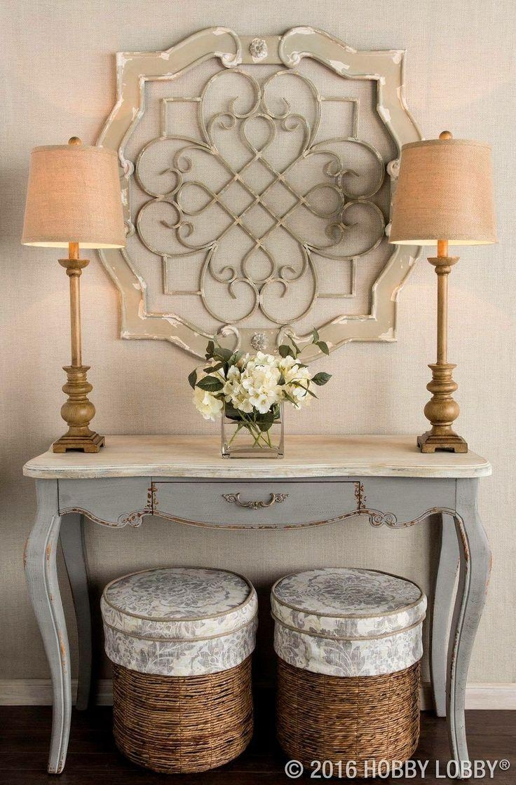 Best 25+ Wrought Iron Wall Decor Ideas On Pinterest | Iron Wall With Regard To Faux Wrought Iron Wall Art (View 18 of 20)