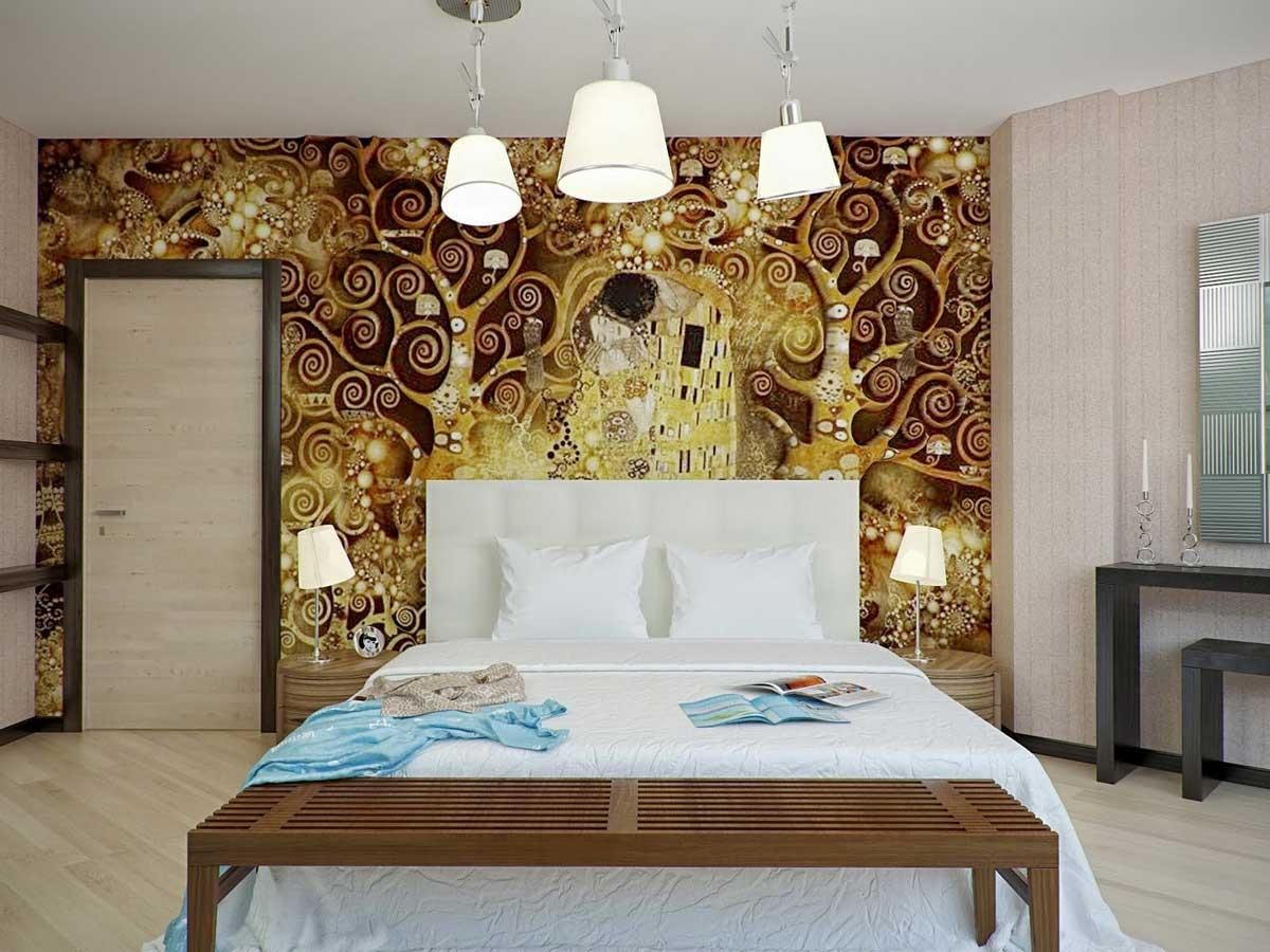 Best Bedroom Wall Art With White Frame Bed And Headboard Bed Throughout Bed Wall Art (View 16 of 20)