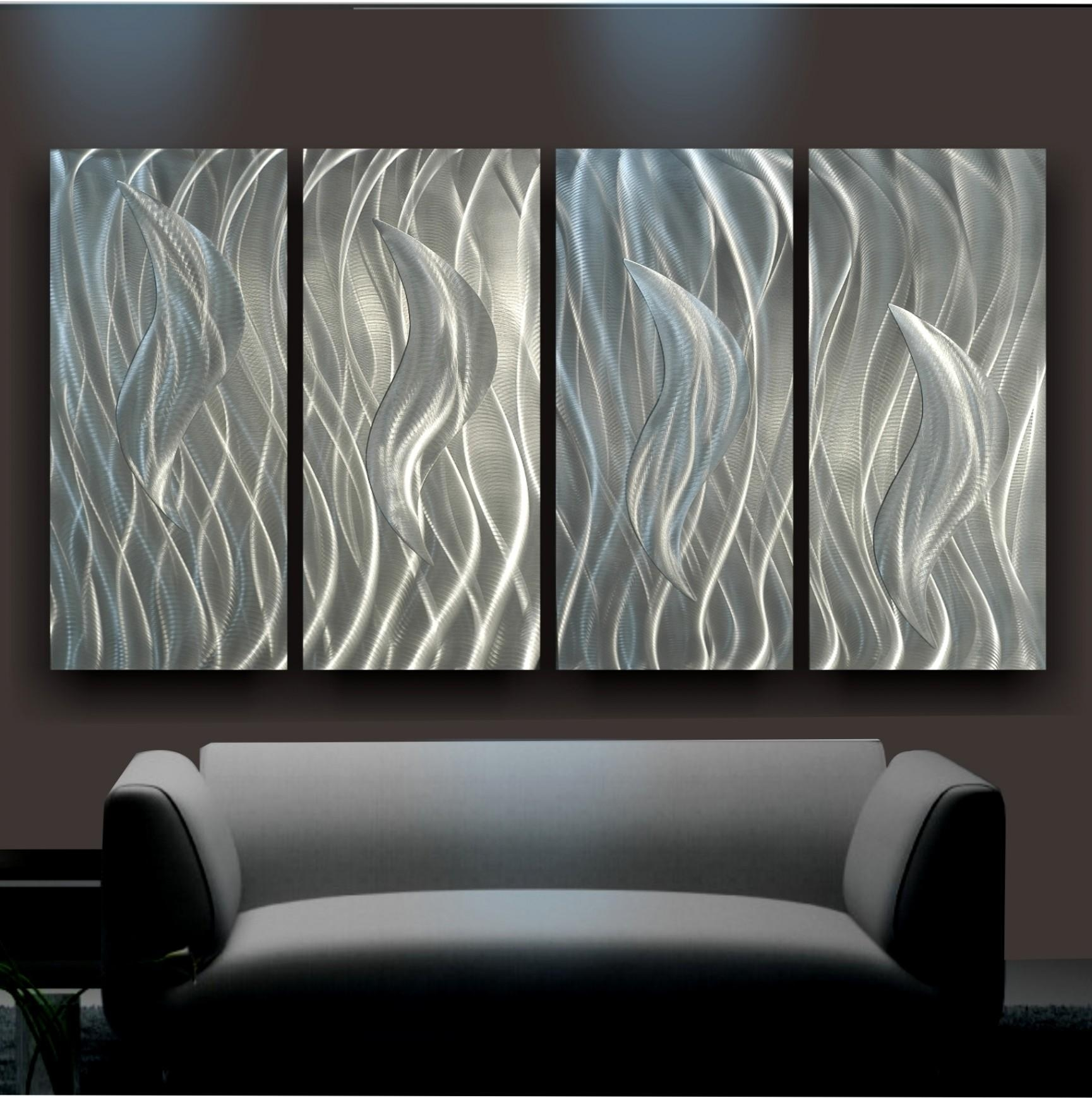 Best Of Unique Modern Wall Art And Decor Regarding Unique Modern Wall Art And Decor (Image 3 of 20)