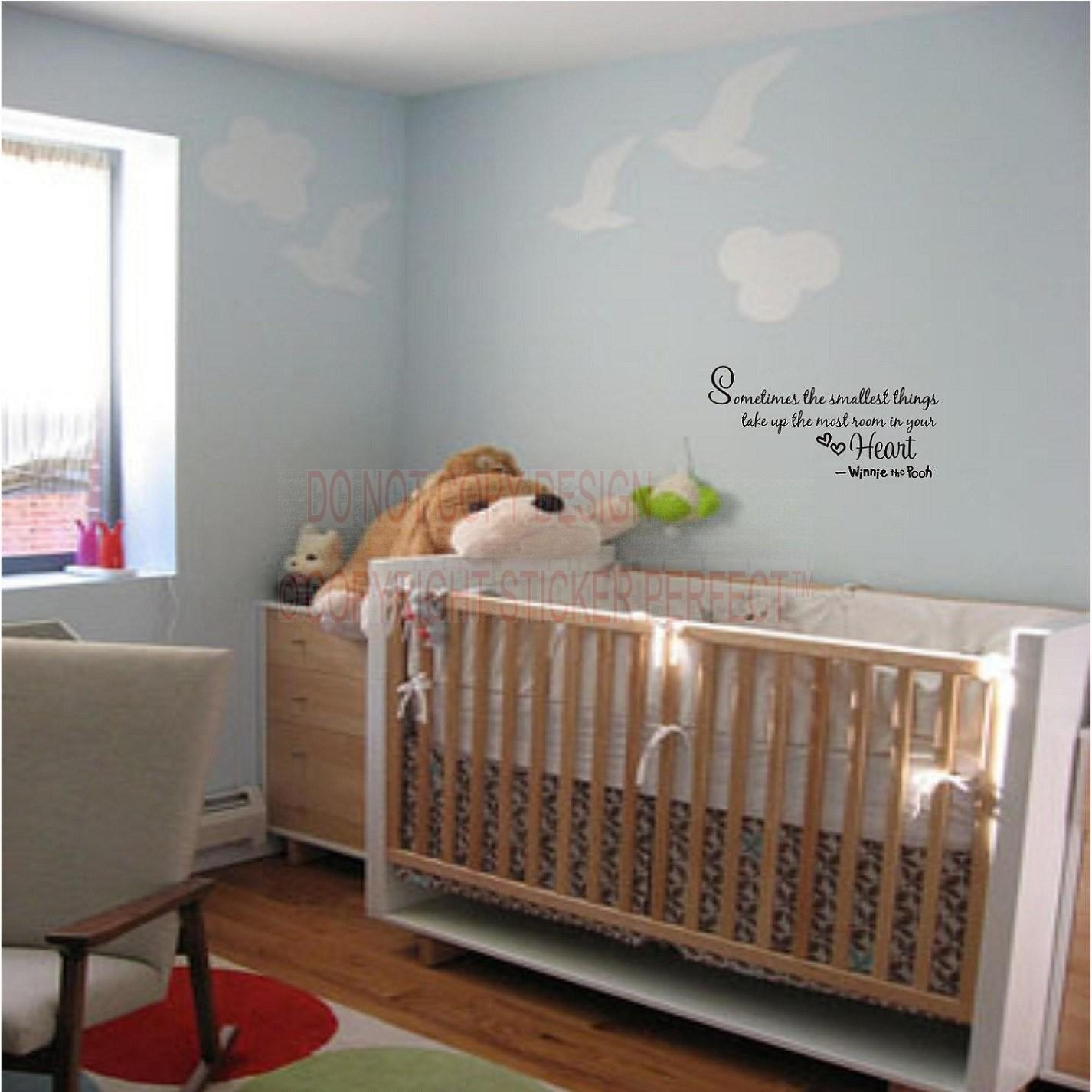 Best Sellers Pertaining To Winnie The Pooh Nursery Quotes Wall Art (Image 4 of 20)