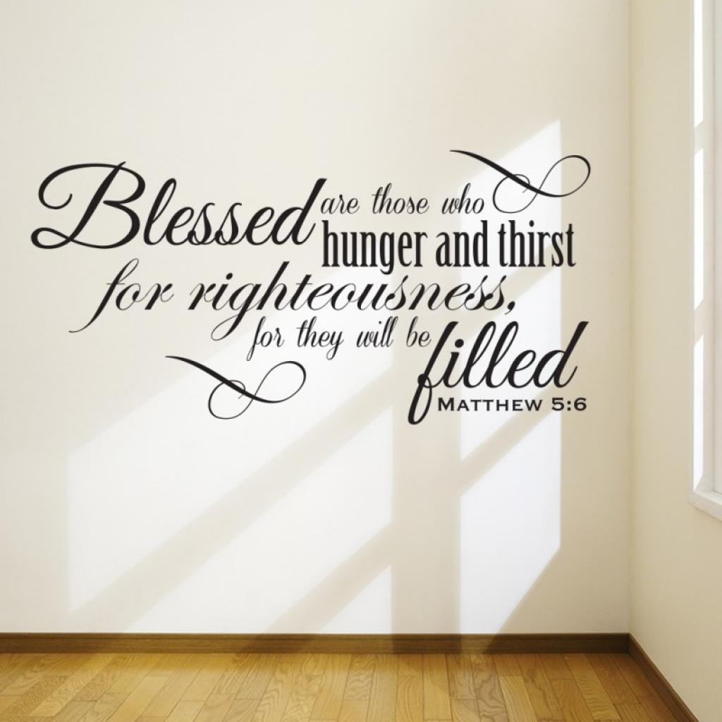 Bible Quotes For The Kitchen: 20 Inspirations Nursery Bible Verses Wall Decals