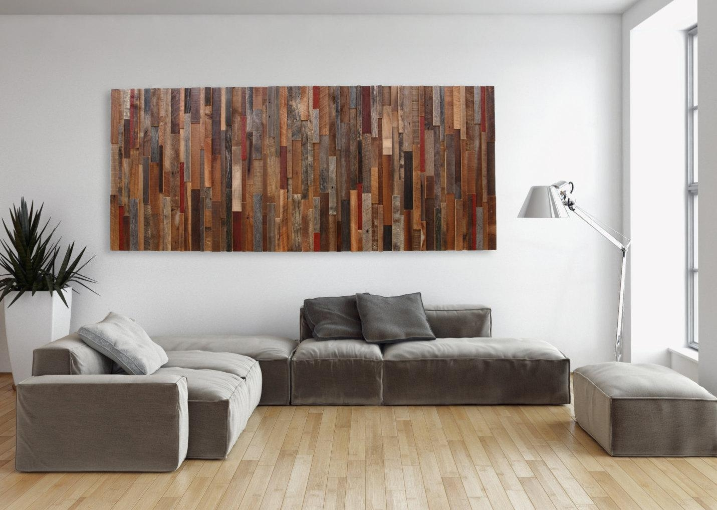 Oversized Wall Art Ideas: 20 Best Big Wall Art
