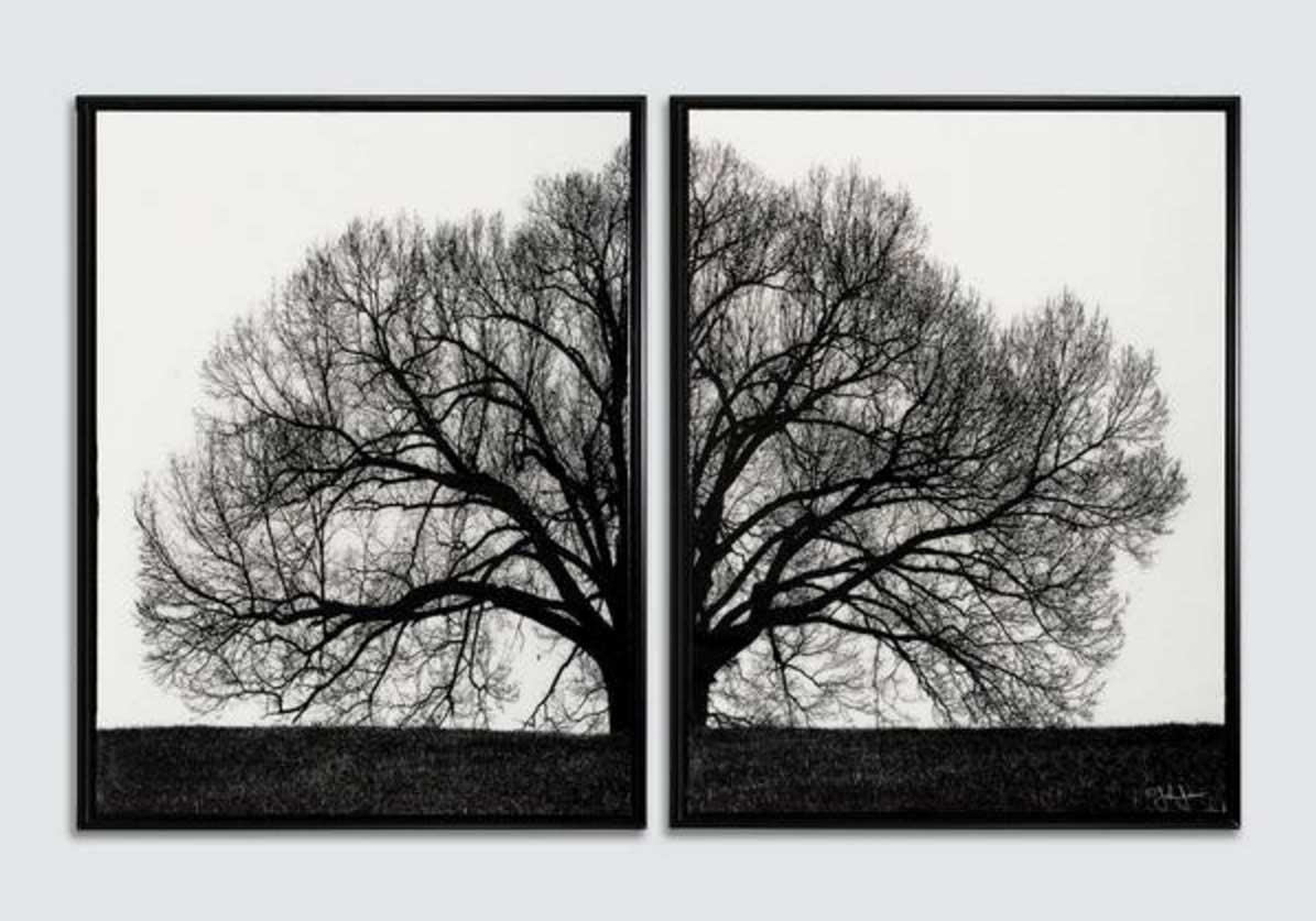 Featured Image of Black And White Framed Wall Art