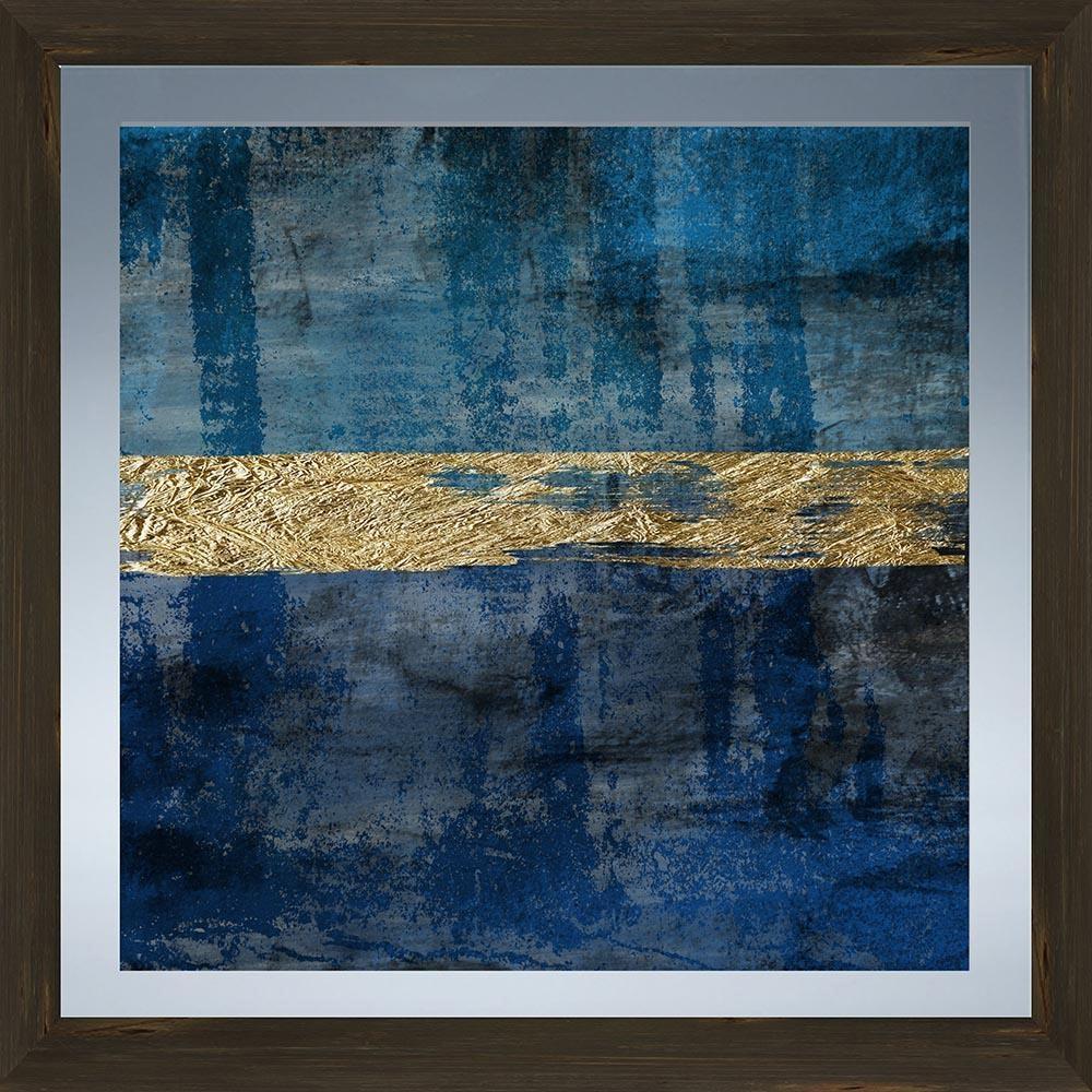 Blue Wall Art On Wallpaperget Regarding Blue Wall Art (Image 9 of 20)