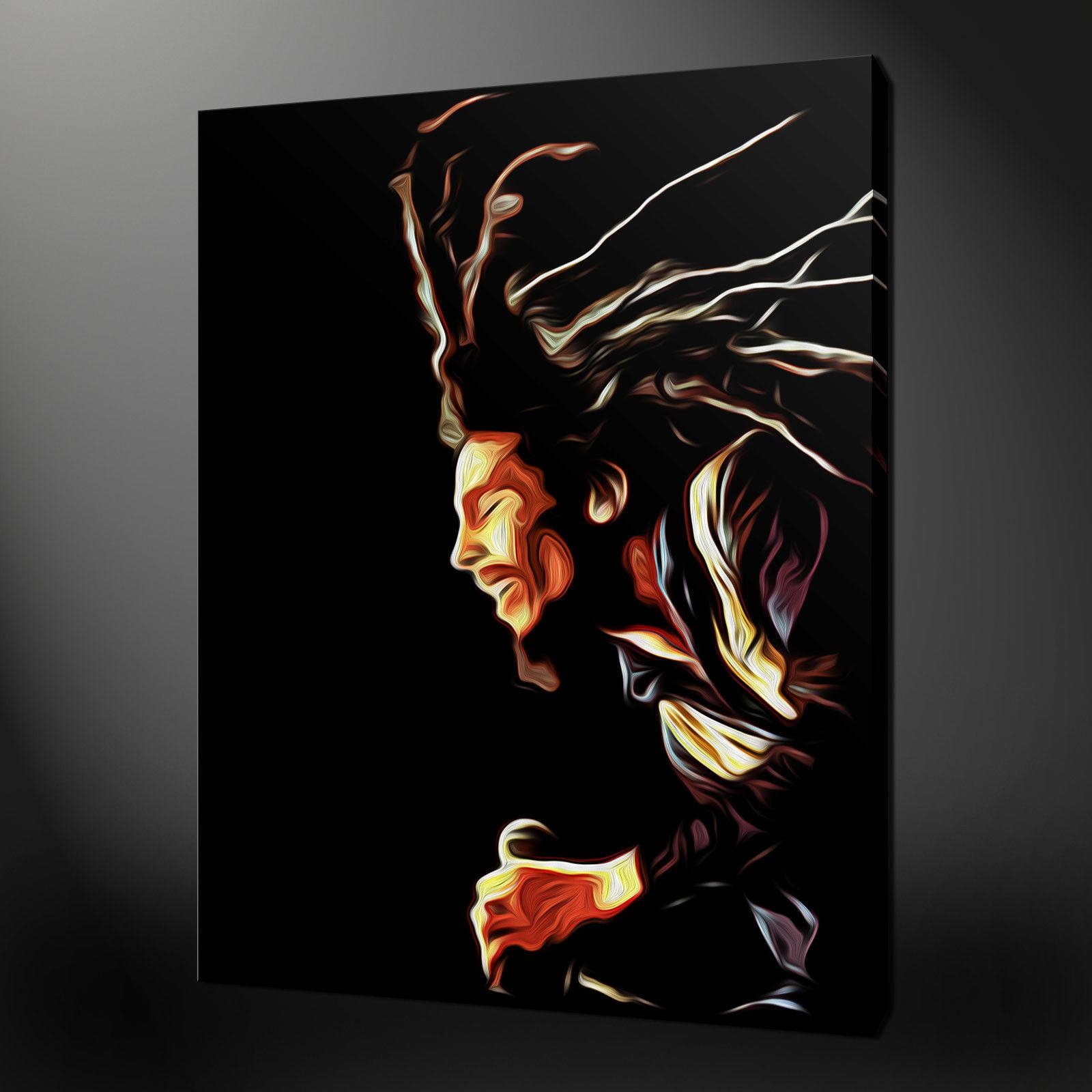 Bob Marley Canvas Wall Art Pictures Prints Painting Style Variety In Bob Marley Wall Art (Image 2 of 20)