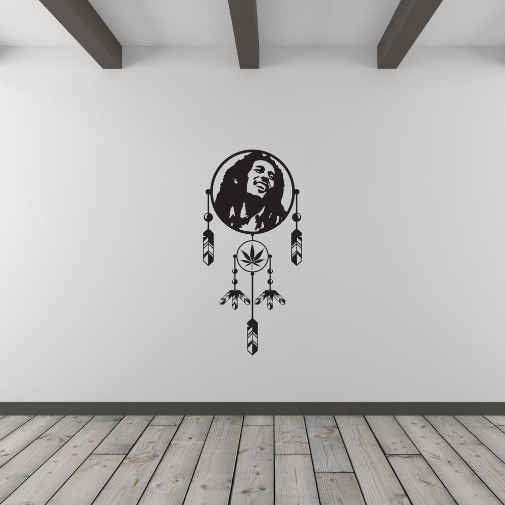 Featured Image of Bob Marley Wall Art