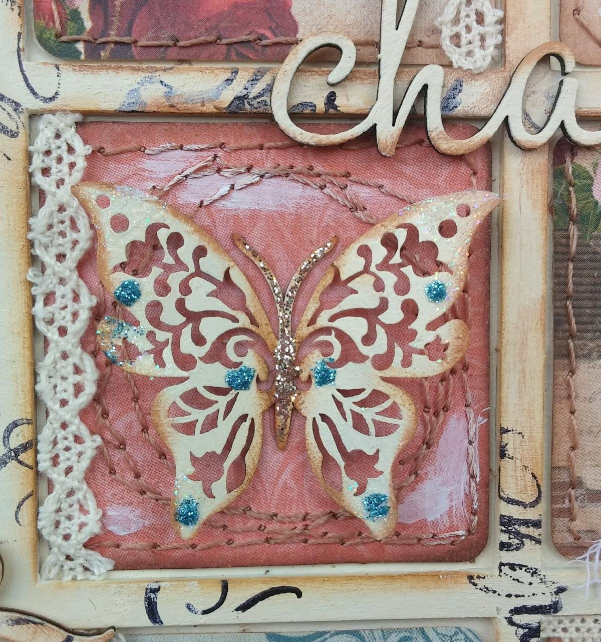 Bobunny: Shabby Chic Juliet Wall Art For Shabby Chic Wall Art (View 14 of 20)