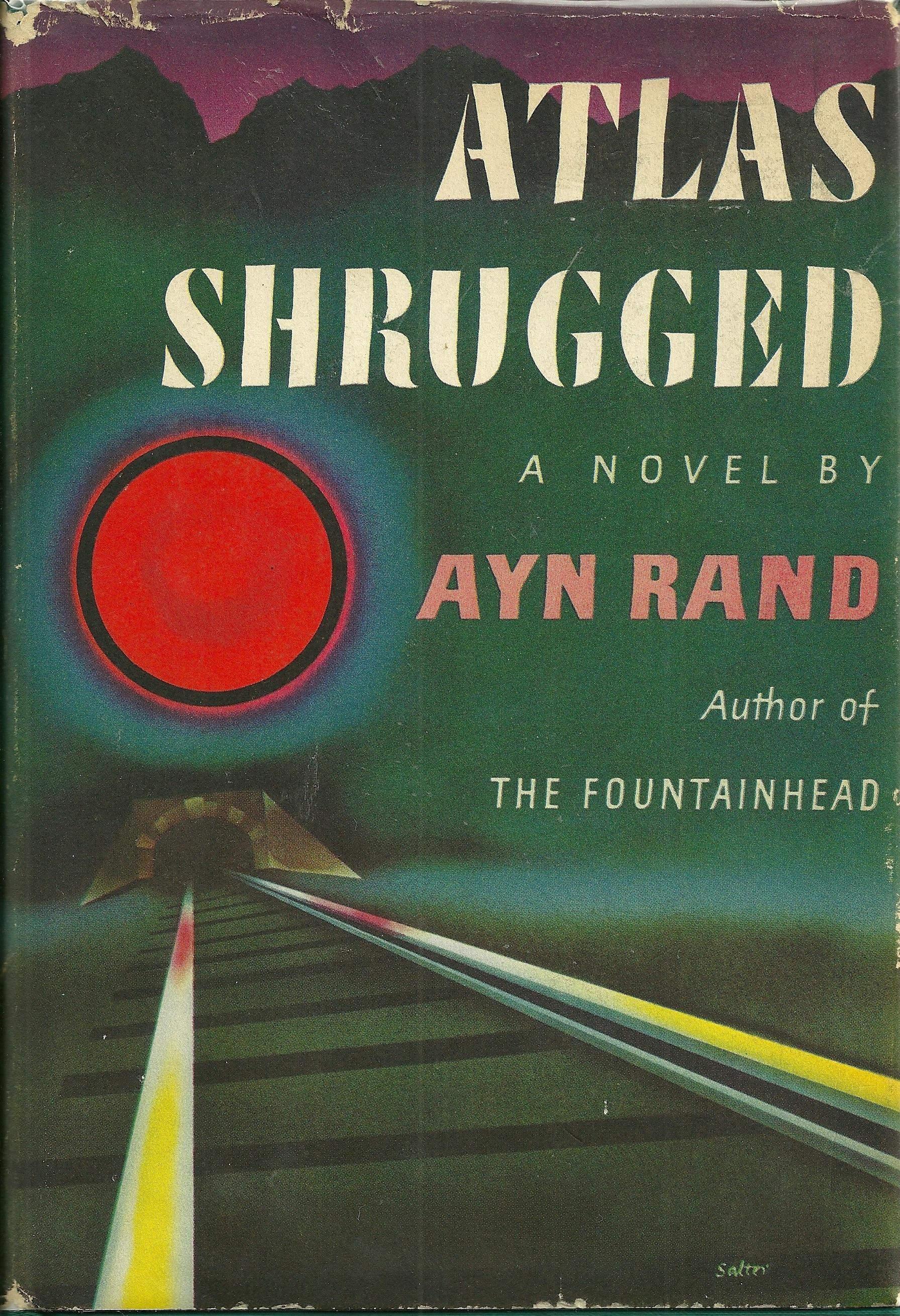 Book Design With Regard To Atlas Shrugged Cover Art (View 3 of 20)