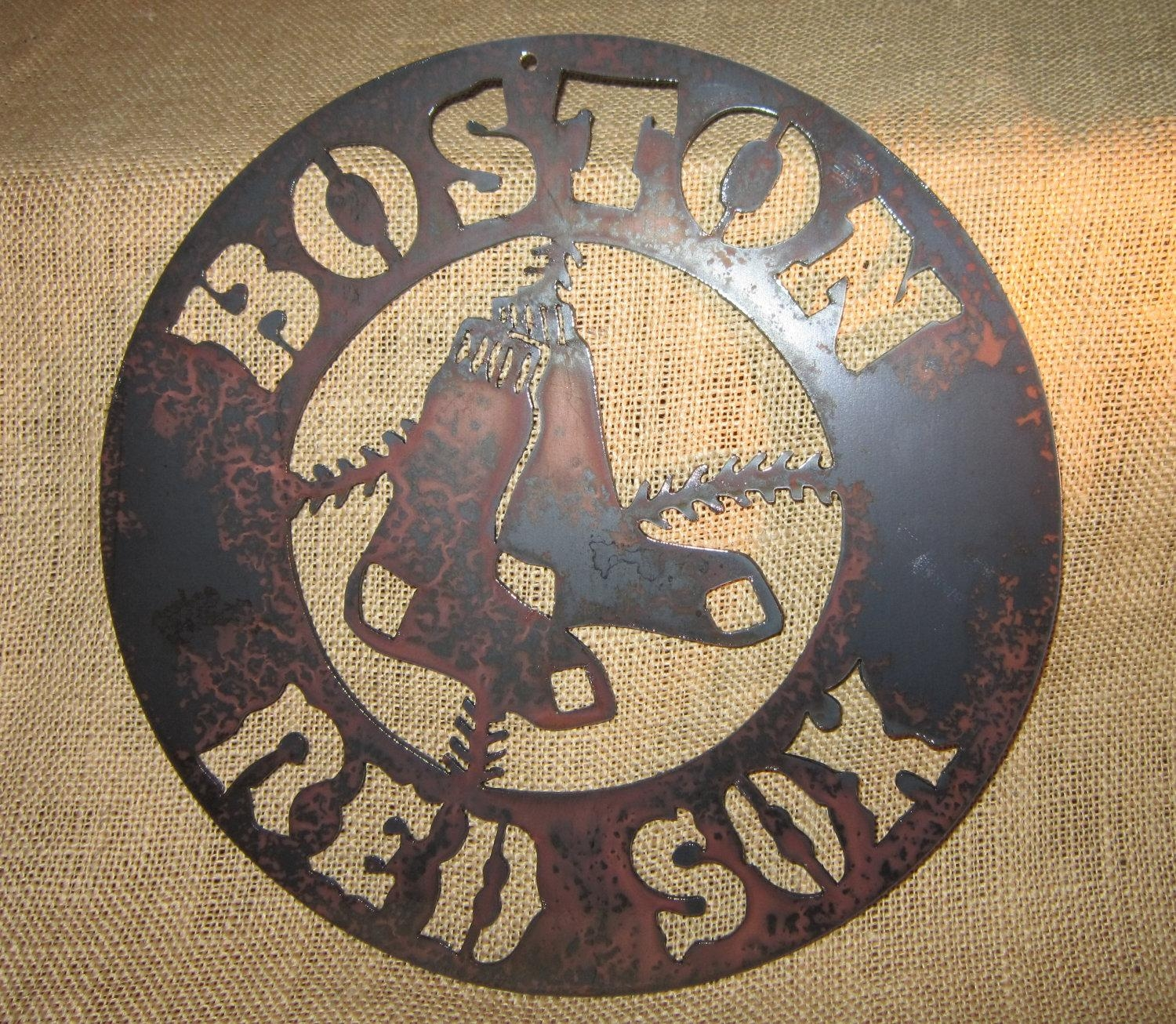 Featured Image of Red Sox Wall Art