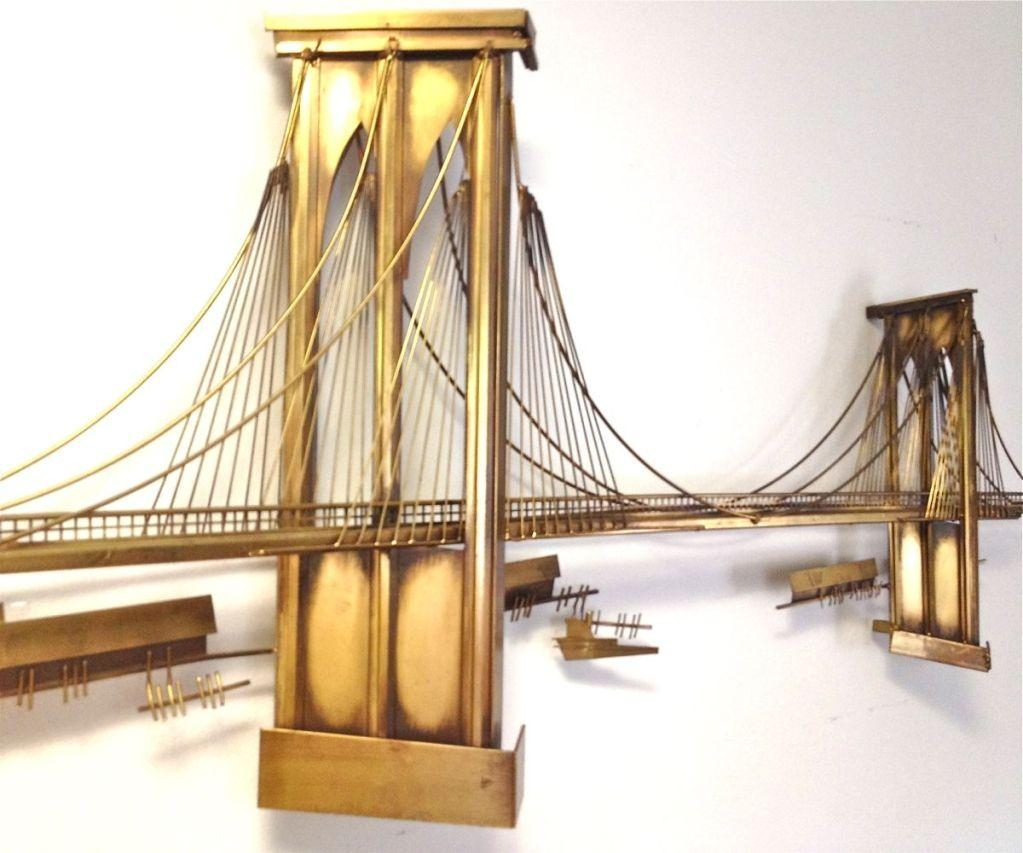 Brooklyn Bridge Wall Art Good Wall Art Decor On 3D Wall Art – Home Intended For Brooklyn Bridge Metal Wall Art (Image 3 of 20)