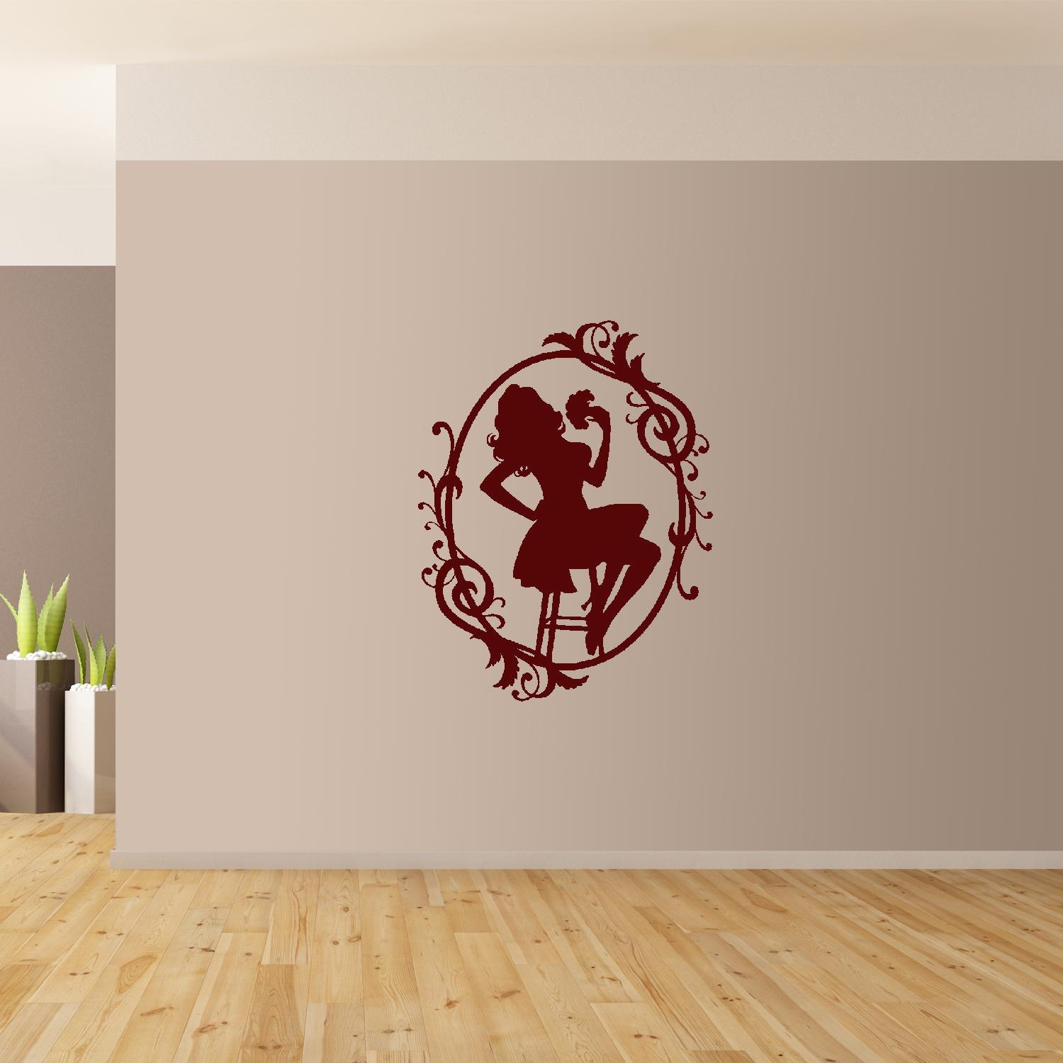 Featured Image of Cameo Wall Art