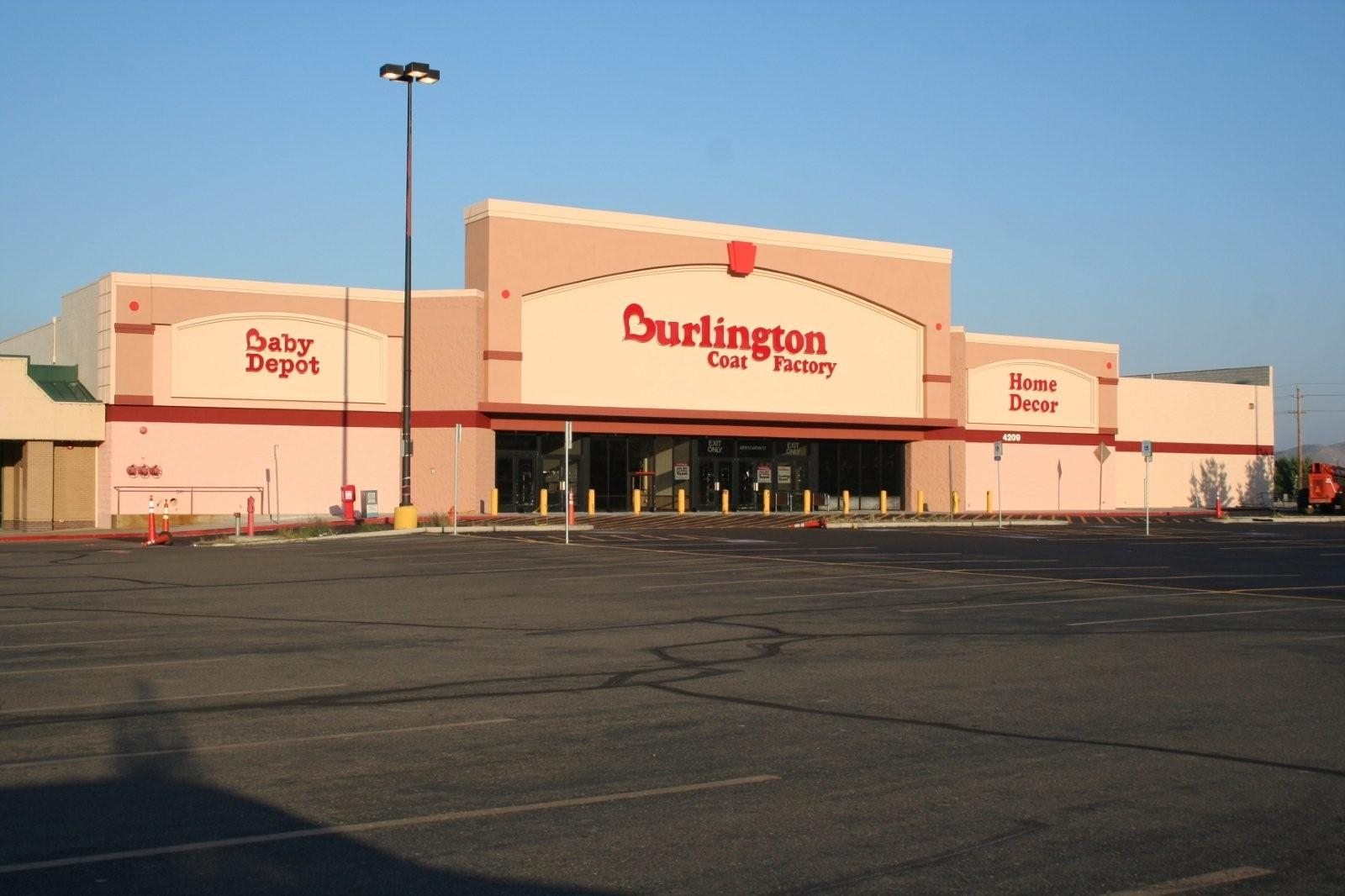 Burlington Coat Factory – Around Carson Regarding Burlington Coat Factory Wall Art (Image 5 of 20)