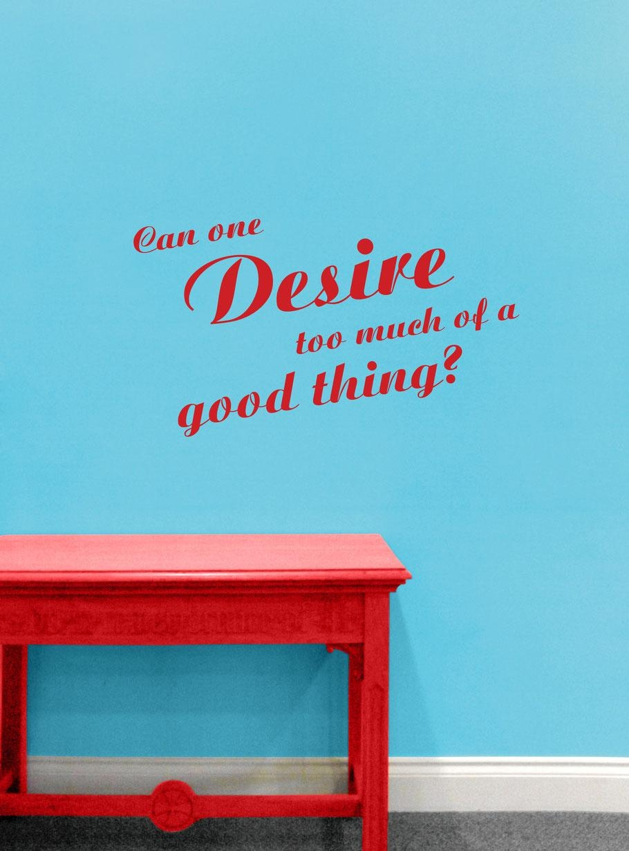 Can One Desire Too Much Of A Good Thing? – Wall Art Company Intended For Shakespeare Wall Art (View 9 of 20)
