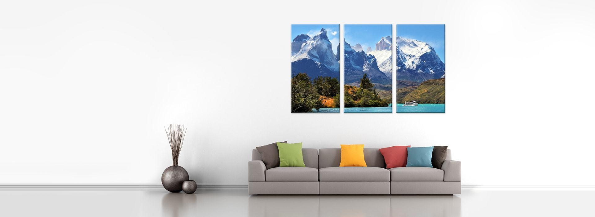 Canvas Prints – Save On Off Canvas Photo Prints | Canvas Factory Intended For Multiple Canvas Wall Art (View 20 of 20)