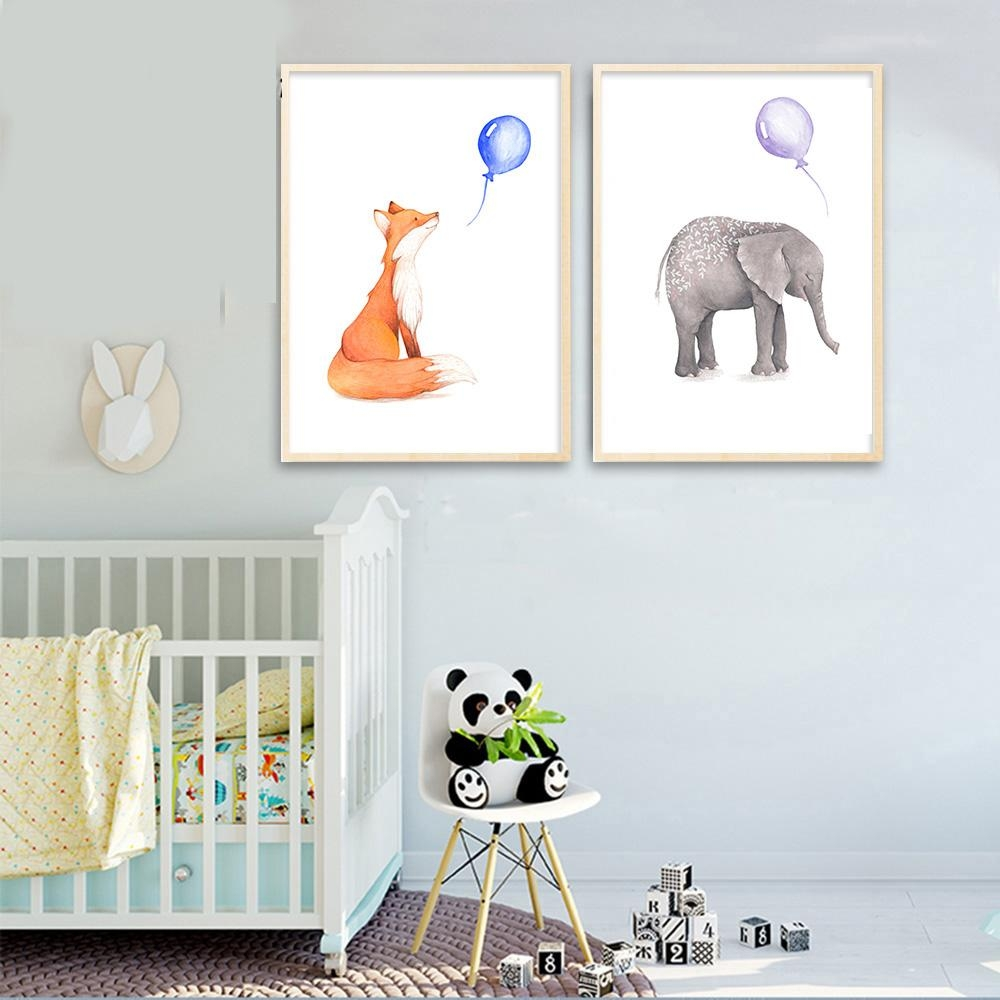 Canvas Wall Art Children Promotion Shop For Promotional Canvas With Childrens Wall Art Canvas (Image 5 of 20)