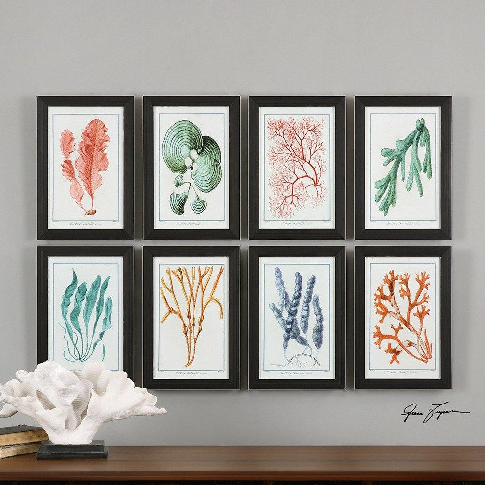 Cheap Framed Wall Art Set Of 2 ~ Home Decorations : Choosing For Cheap Wall Art Sets (Image 3 of 20)