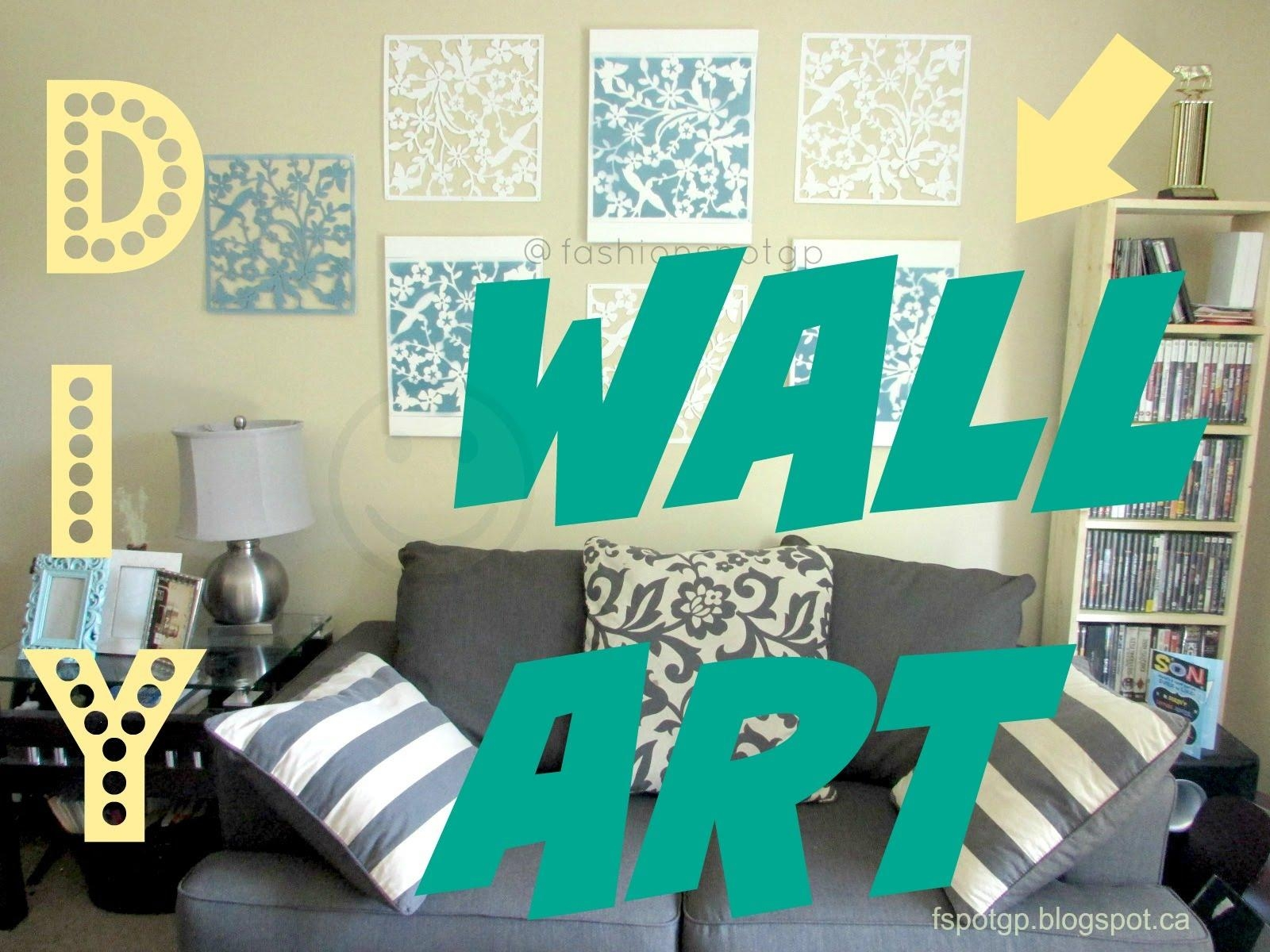 Cheap Wall Art Ideas For Home Decorating – Home And Interior With Regard To Cheap Wall Art And Decor (View 6 of 20)