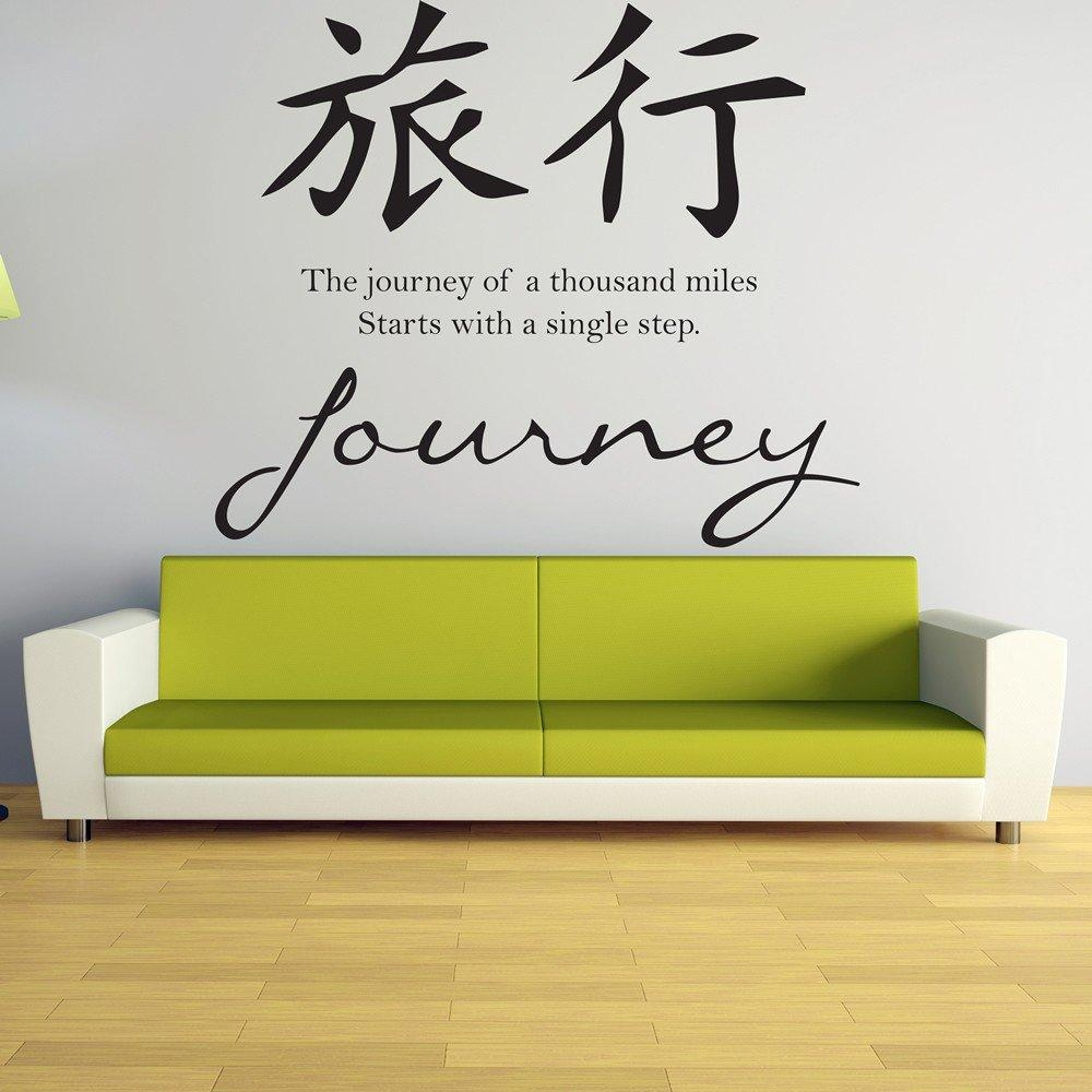 Chinese Proverb Wall Stickers | Iconwallstickers.co (View 8 of 20)