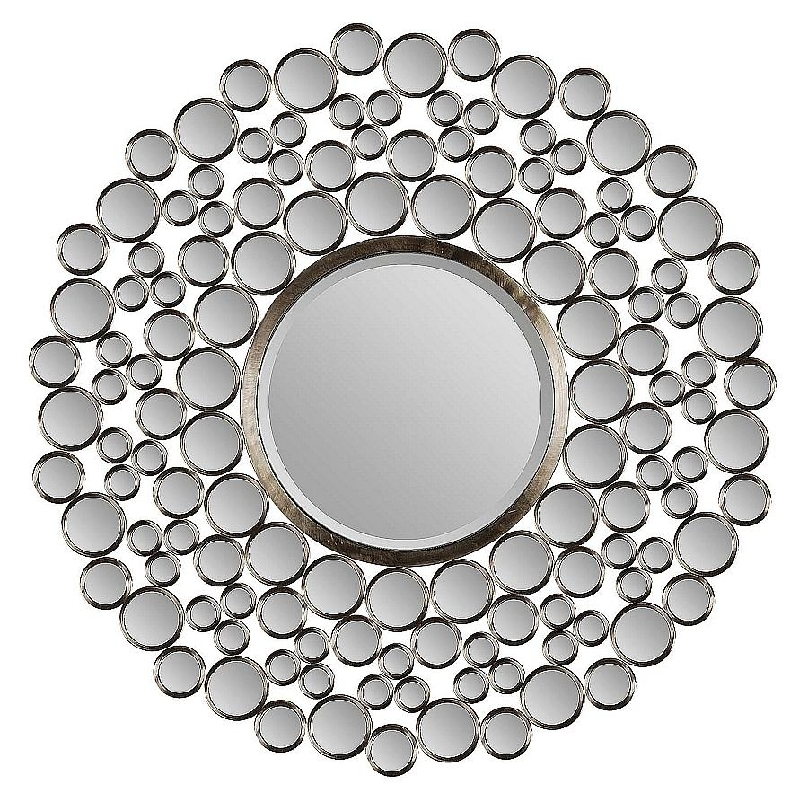 Circular Wall Mirrors – Interior4You With Regard To Small Round Mirrors Wall Art (View 17 of 20)
