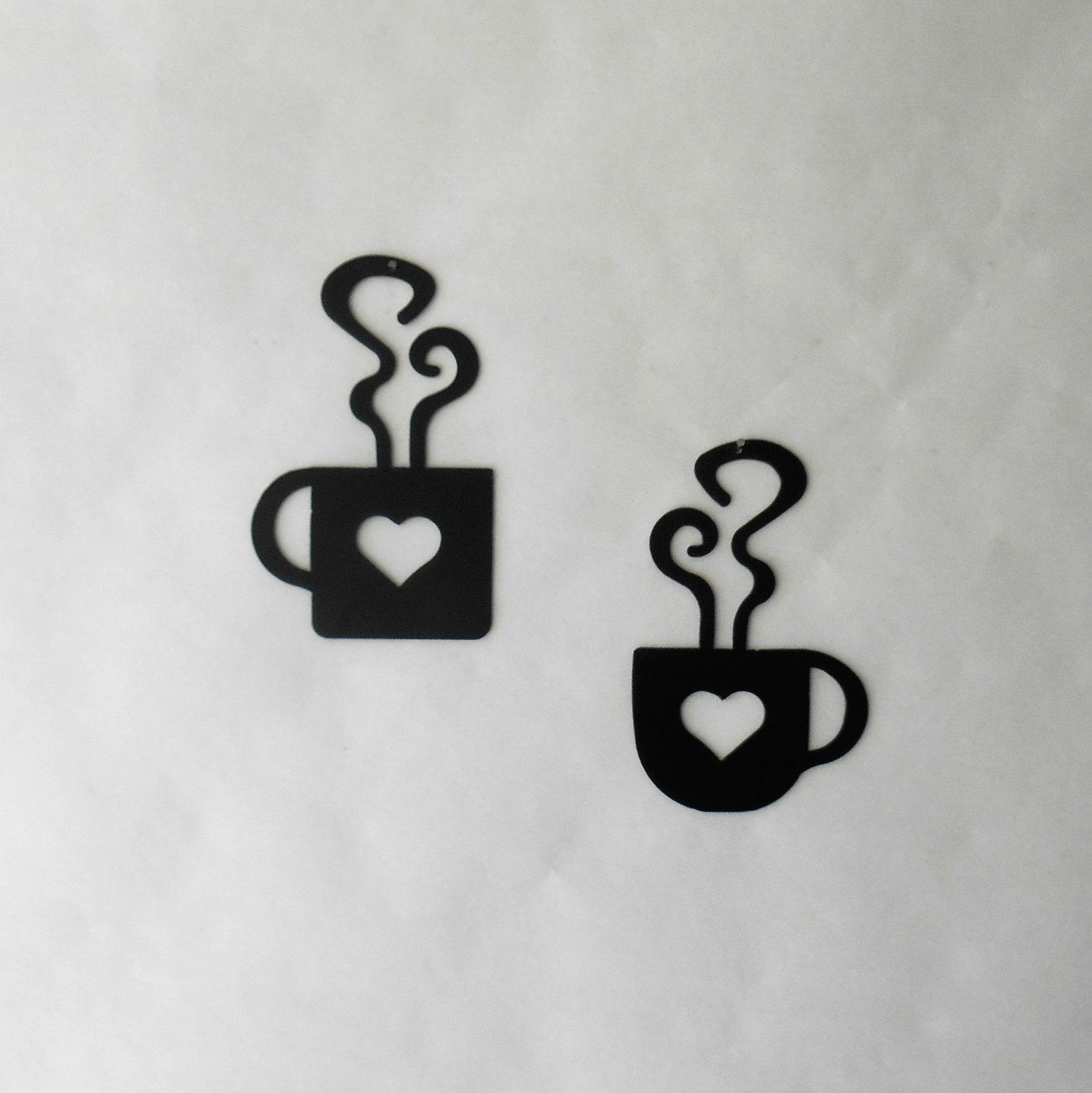Coffee Decor – Just 4 The Art Of It Within Metal Coffee Cup Wall Art (Image 10 of 20)