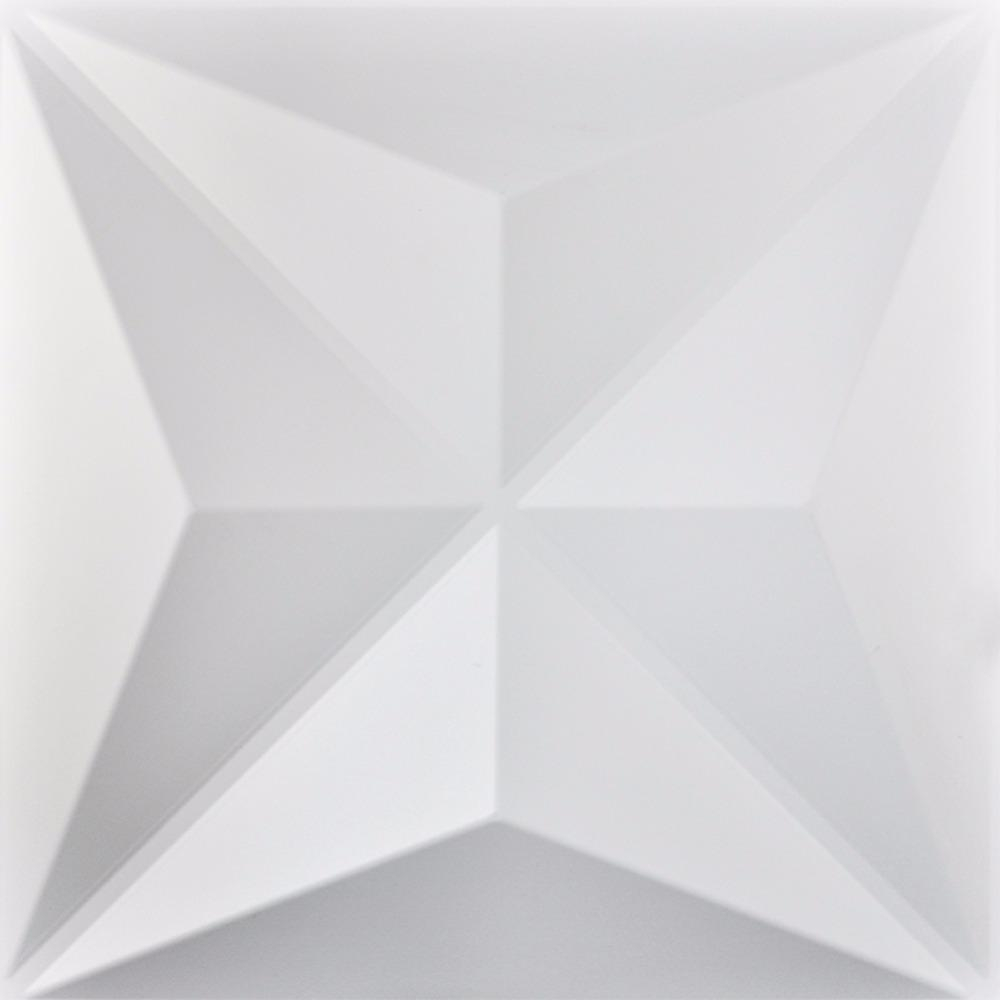Compare Prices On 3D Wall Design  Online Shopping/buy Low Price 3D Within White 3D Wall Art (Image 9 of 20)