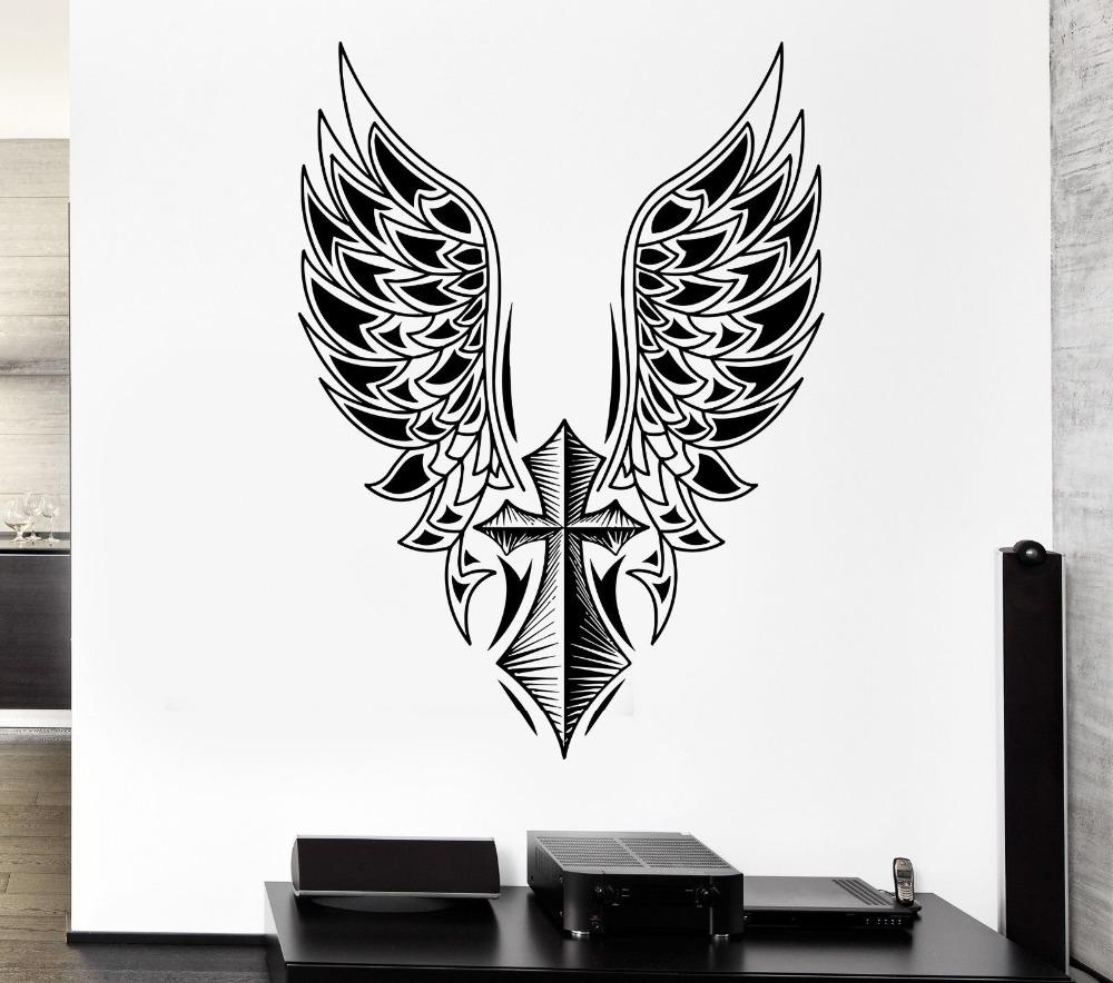 Compare Prices On Angel Wings Wall Decor Online Shopping/buy Low For Angel Wings Wall Art (View 20 of 20)