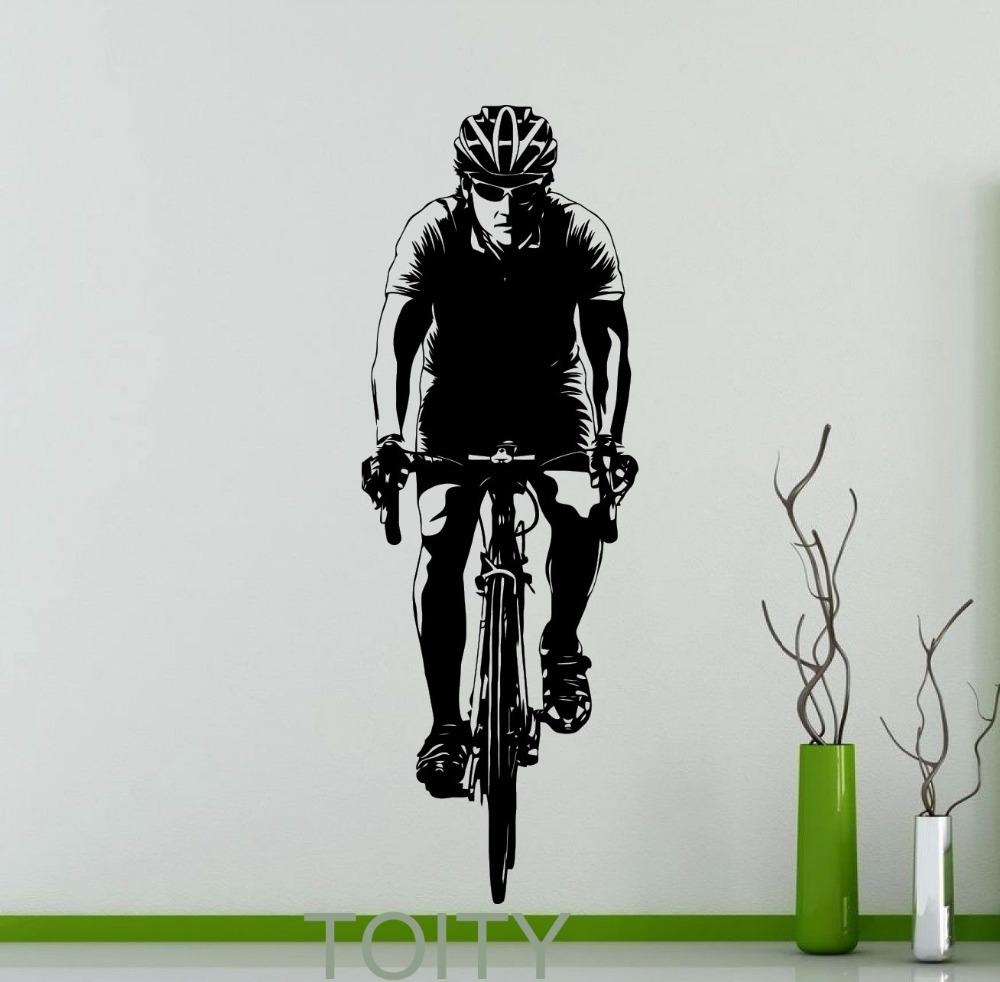 Compare Prices On Bicycle Wall Art Decor  Online Shopping/buy Low With Cycling Wall Art (Image 6 of 20)