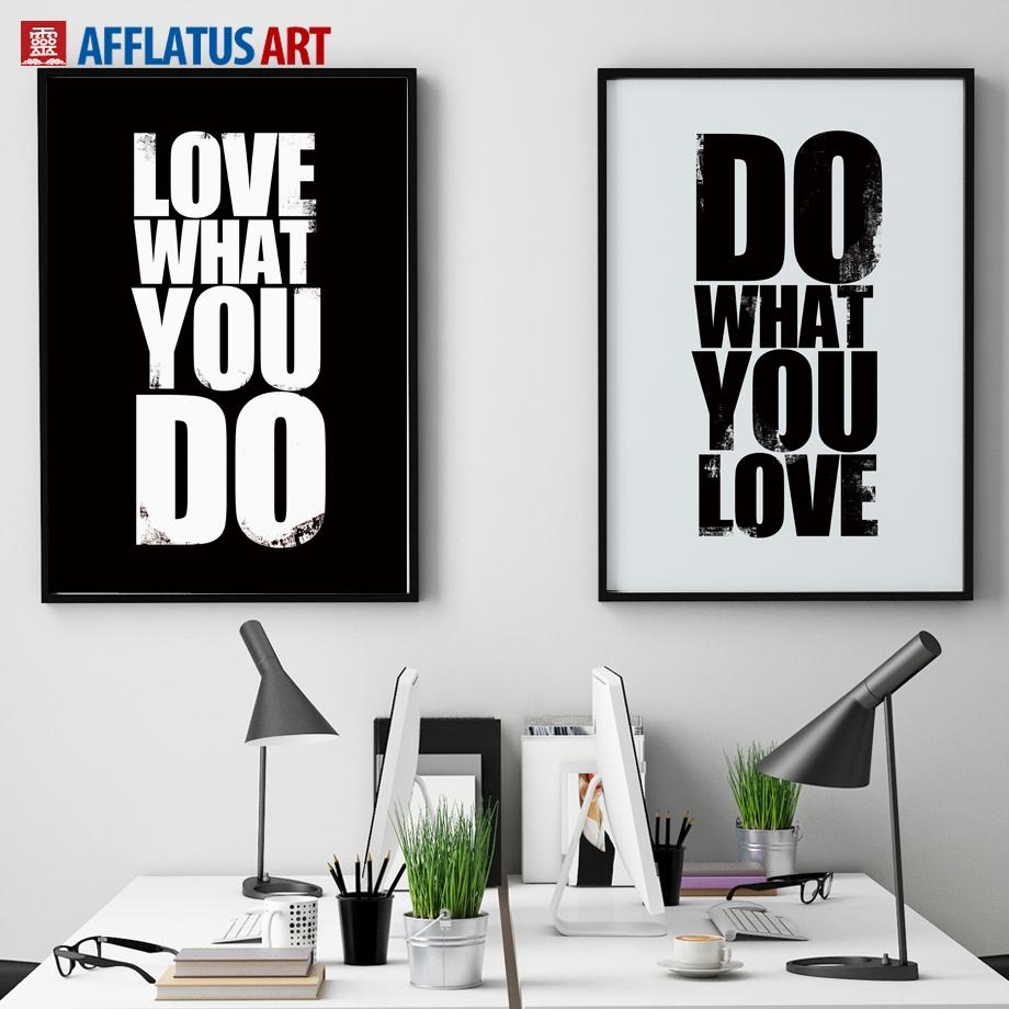 Compare Prices On Black White Love Pictures  Online Shopping/buy Pertaining To Black Love Wall Art (Image 6 of 20)