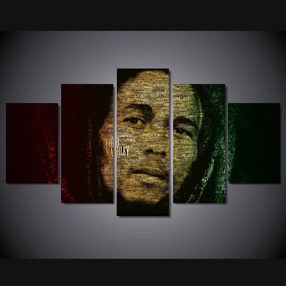 Compare Prices On Bob Marley Canvas Art  Online Shopping/buy Low Pertaining To Bob Marley Canvas Wall Art (Image 10 of 20)