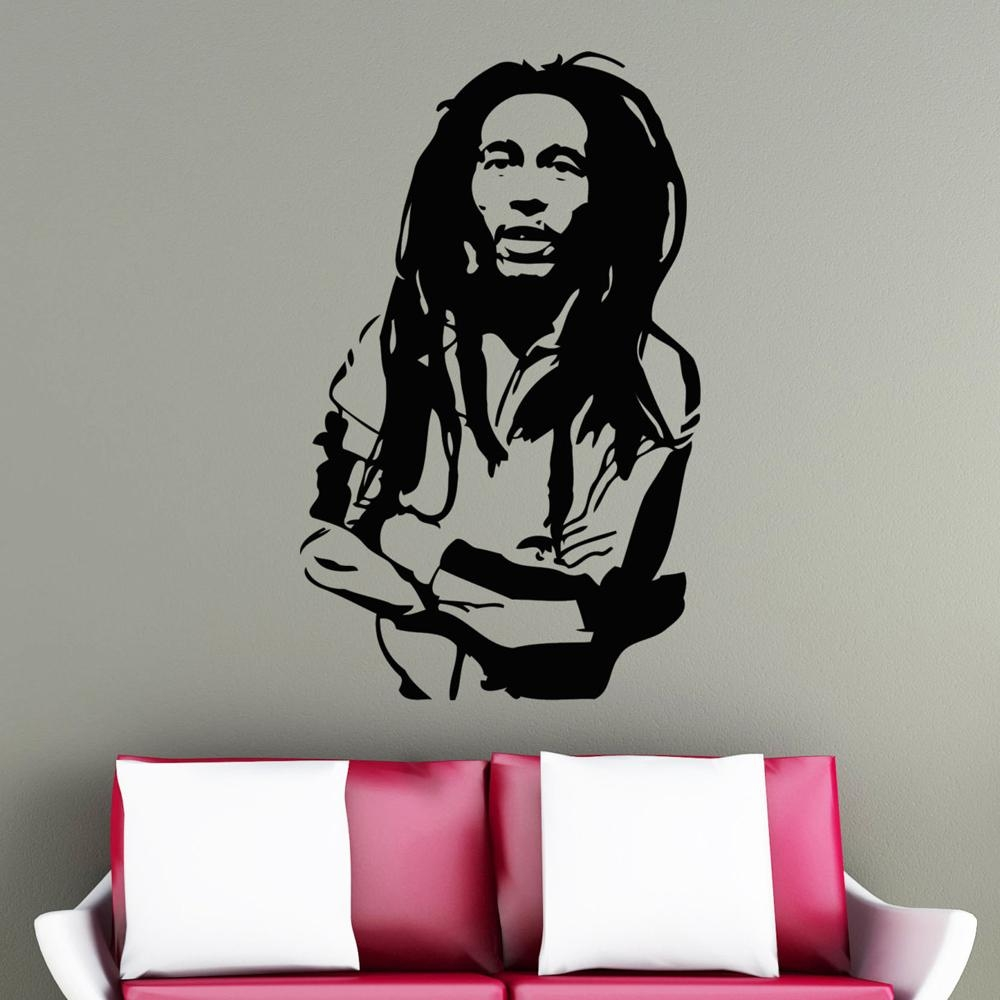 Compare Prices On Bob Marley Vinyl Online Shopping/buy Low Price Regarding Bob Marley Wall Art (View 15 of 20)