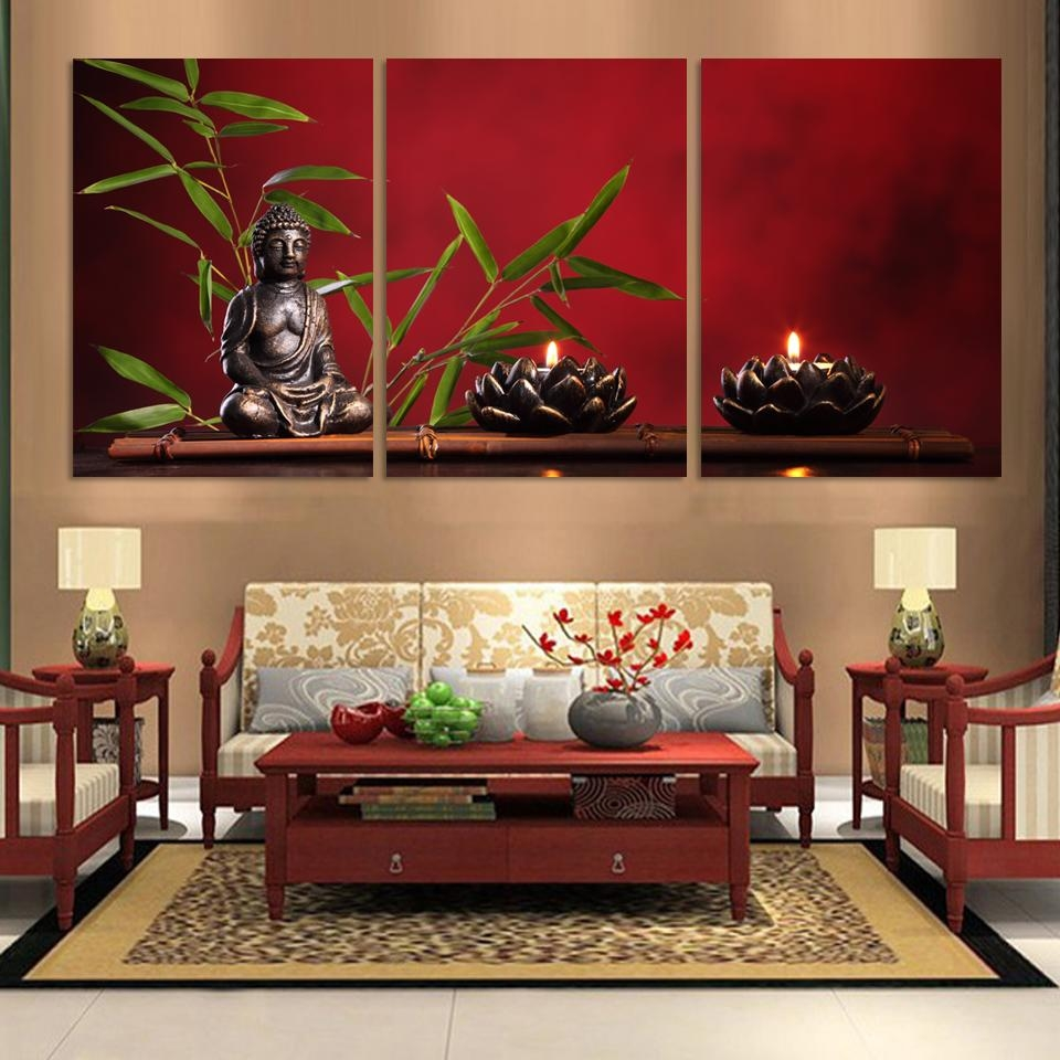 Compare Prices On Buddha Art Prints Online Shopping/buy Low Price With Large Buddha Wall Art (View 12 of 20)
