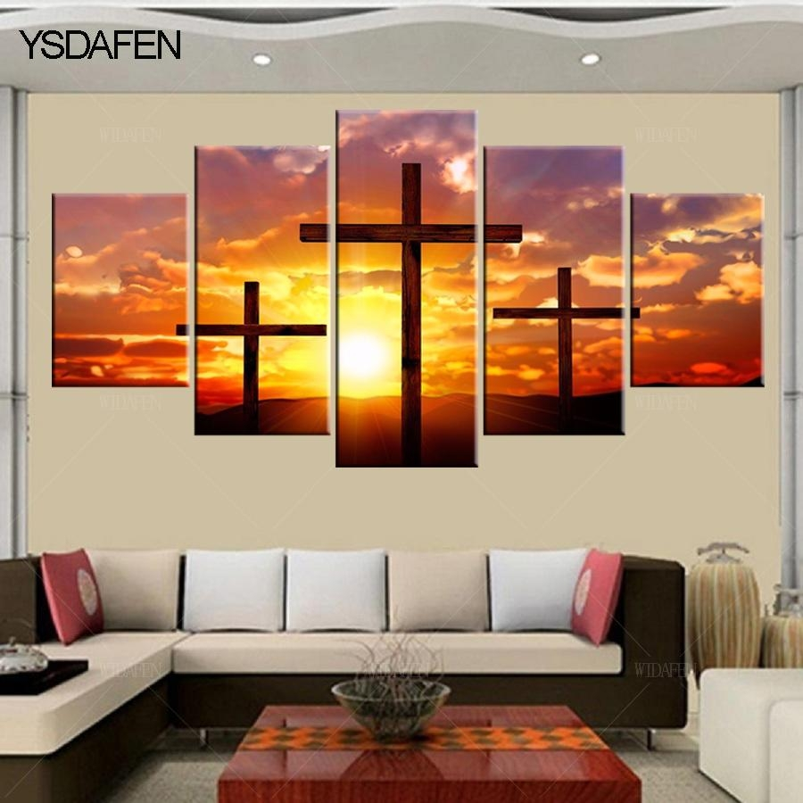Compare Prices On Christian Posters Online Shopping/buy Low Price Intended For Christian Canvas Wall Art (View 16 of 20)
