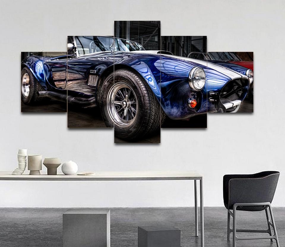 Compare Prices On Classic Cars Wall Art Frames  Online Shopping Regarding Classic Car Wall Art (Image 5 of 20)