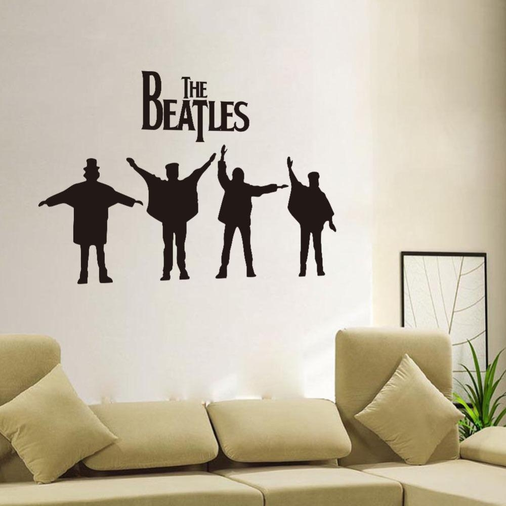 Compare Prices On Deco Wall Stickers Online Shopping/buy Low Throughout Art Deco Wall Decals (View 4 of 20)