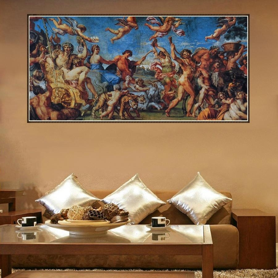 Compare Prices On Greek Wall Art Online Shopping/buy Low Price Regarding Greek Wall Art (View 6 of 20)