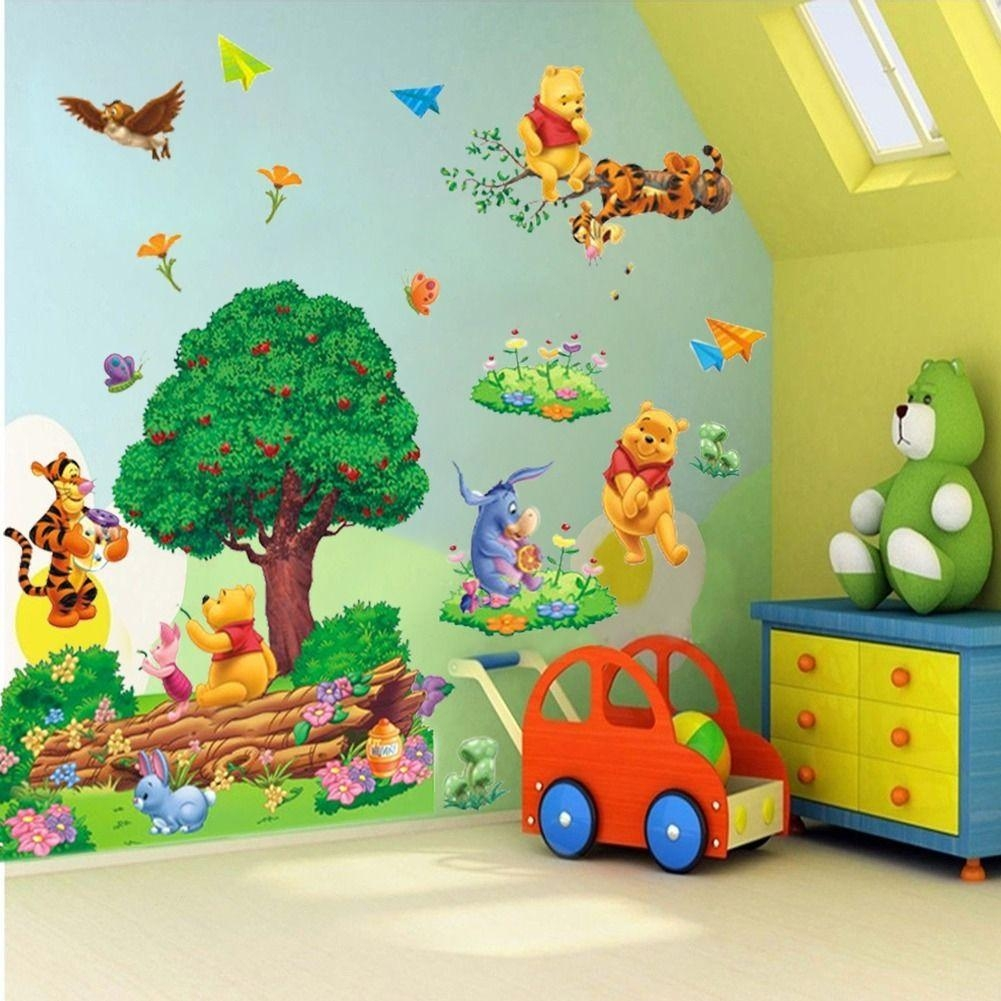 Compare Price To Wall Painting Kit: 20 Best Collection Of Winnie The Pooh Vinyl Wall Art