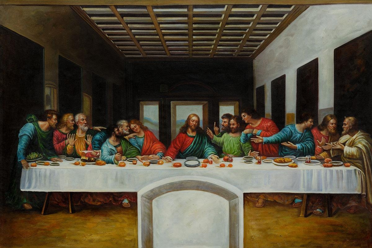 Compare Prices On Last Supper Wall Decor Online Shopping/buy Low For Last Supper Wall Art (View 11 of 20)