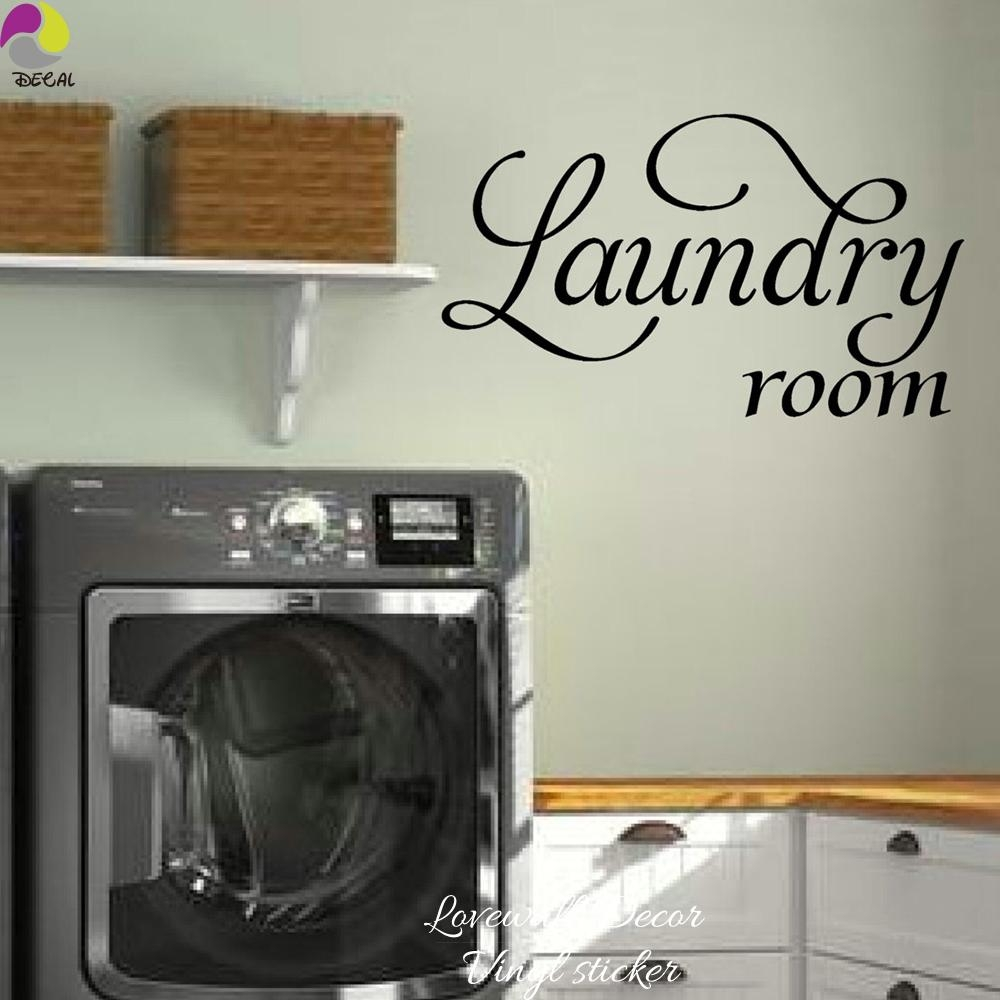 Compare Prices On Laundry Room Wall Art Online Shopping/buy Low Pertaining To Laundry Room Wall Art (View 13 of 20)